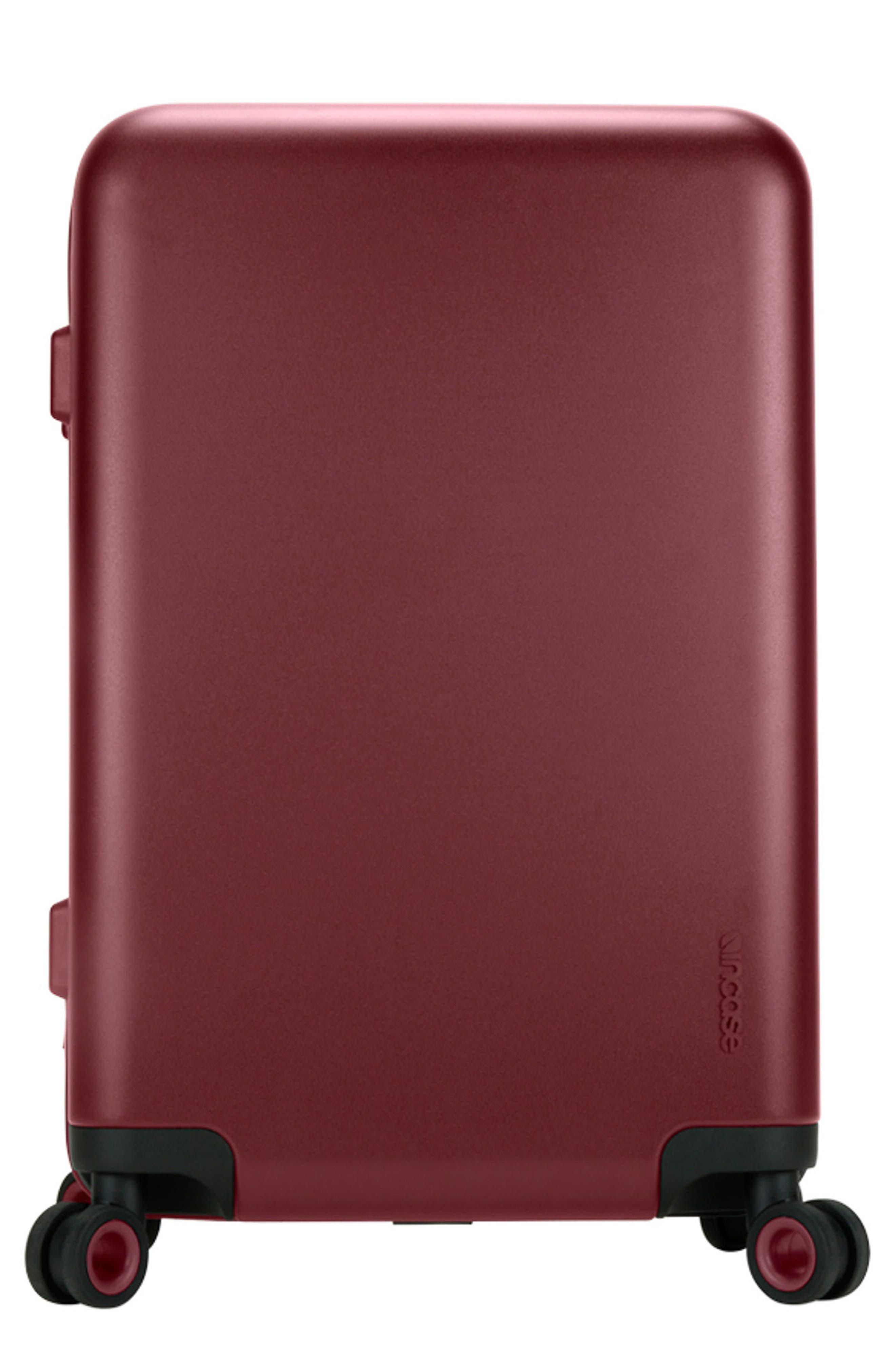 NOVI 31-Inch Hardshell Wheeled Packing Case,                         Main,                         color, Deep Red