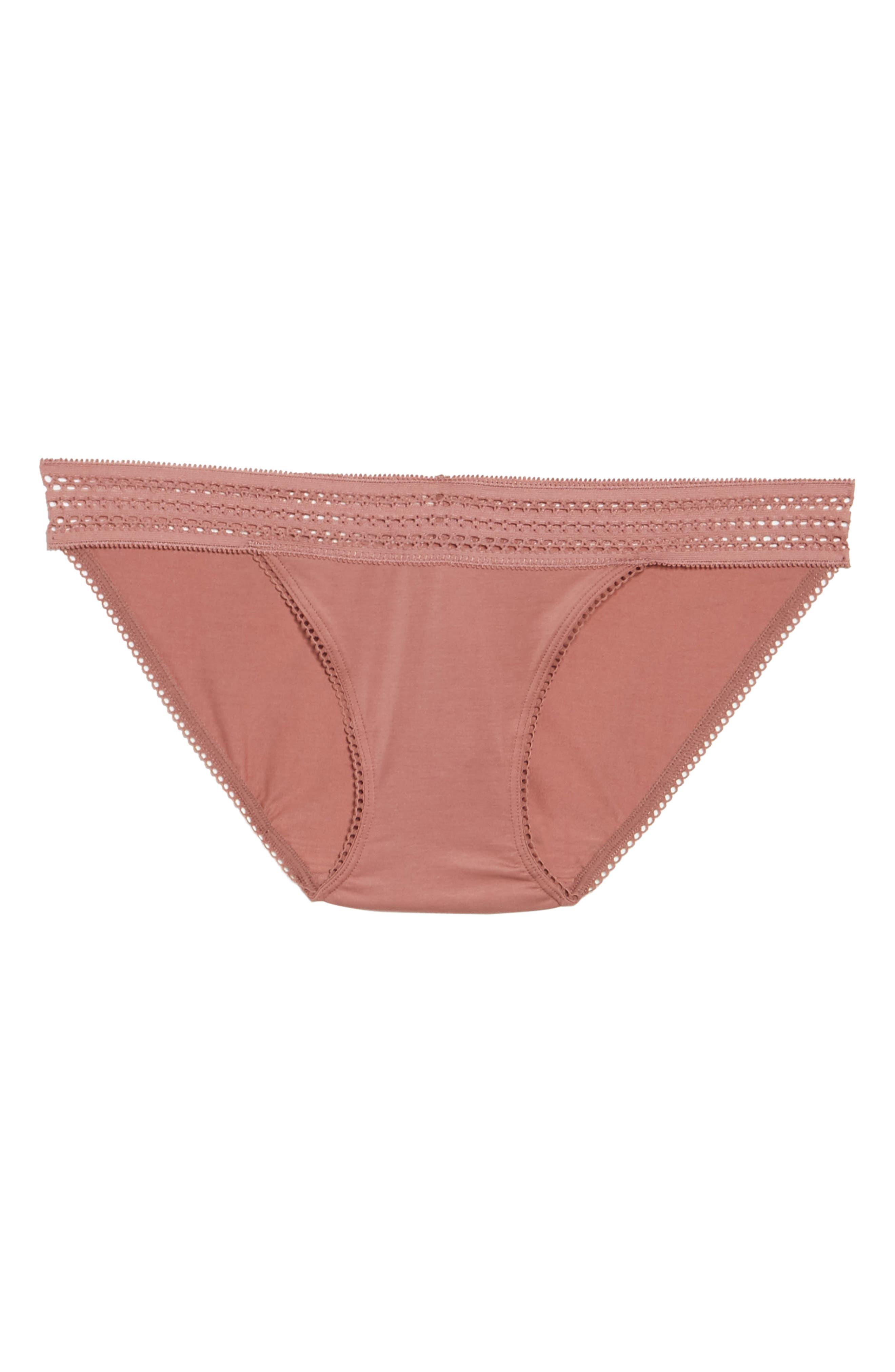 Alternate Image 4  - DKNY Bikini (3 for $33)