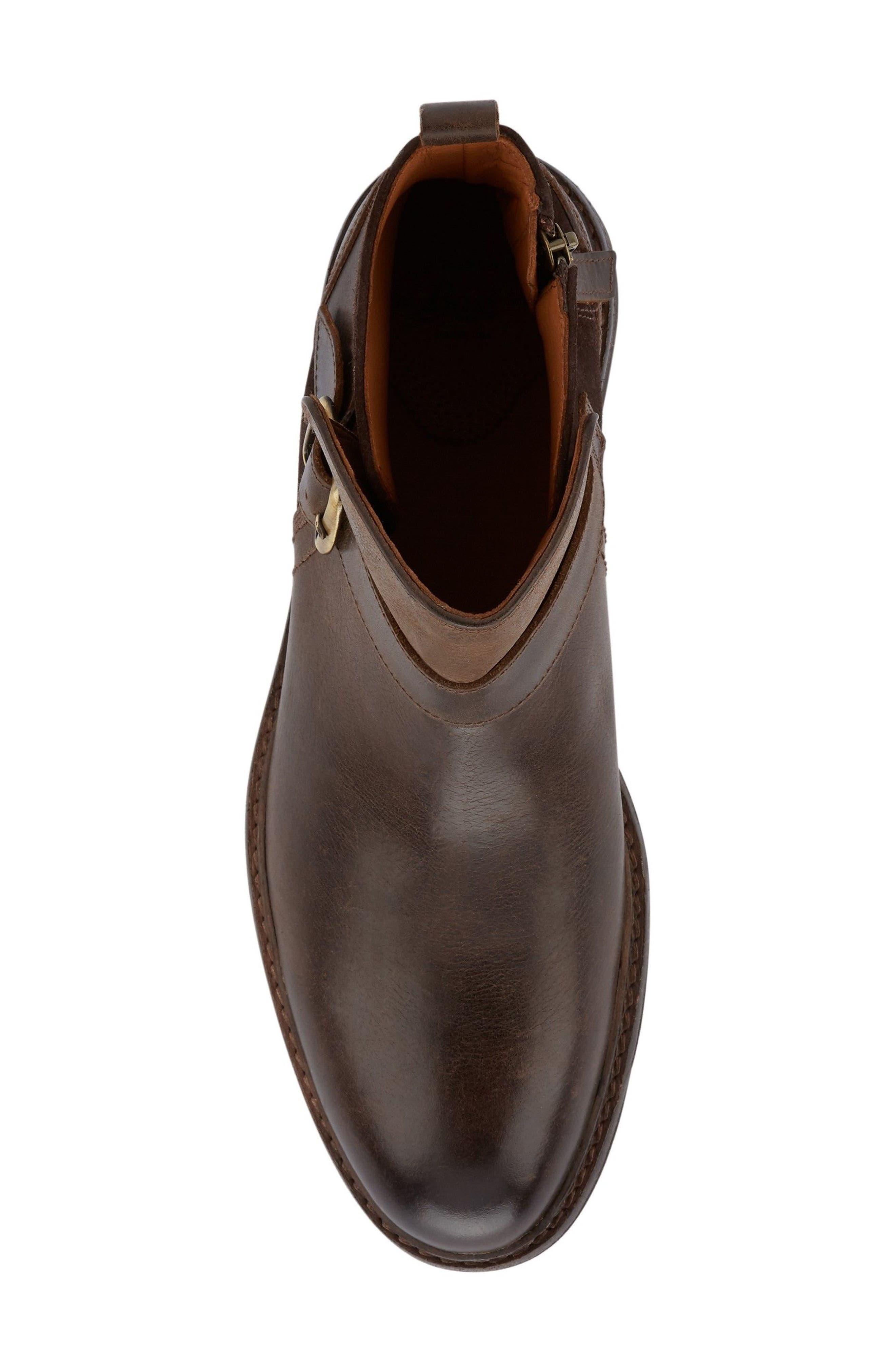 Alternate Image 5  - G.H. Bass & Co. Hawk Buckle Boot (Men)