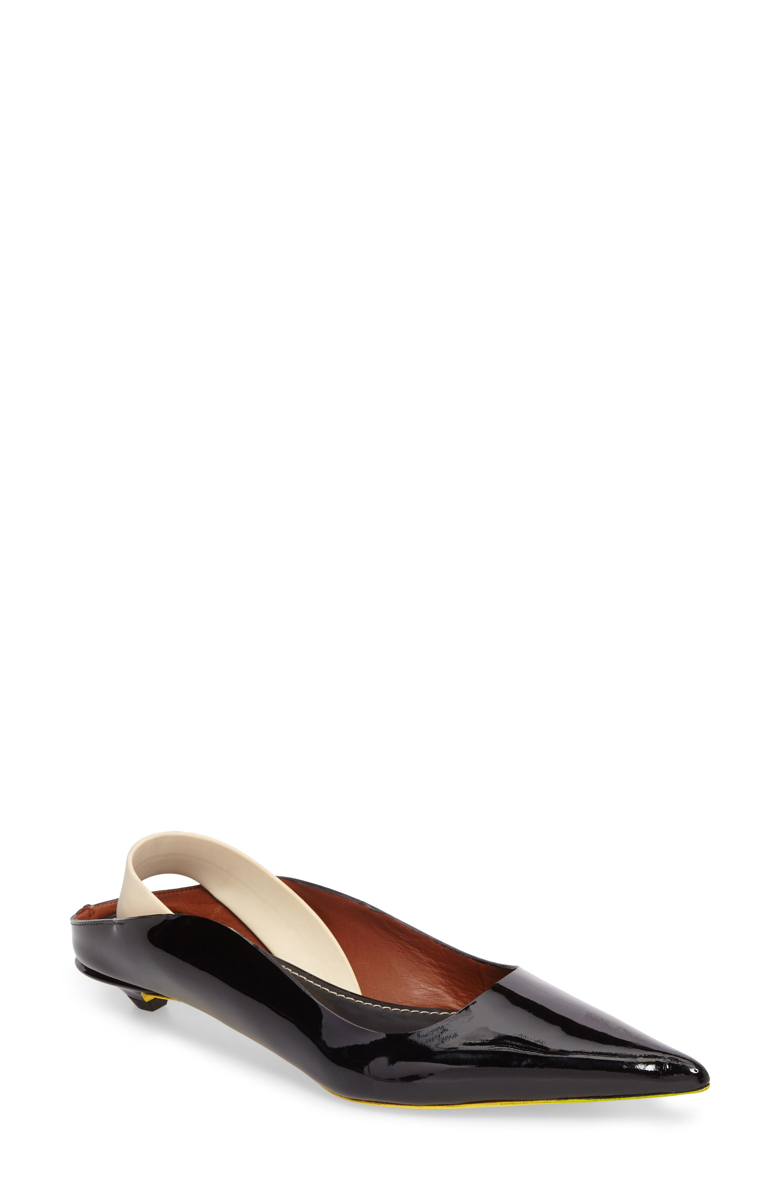 Proenza Schouler Wave Pointy Toe Pump (Women)