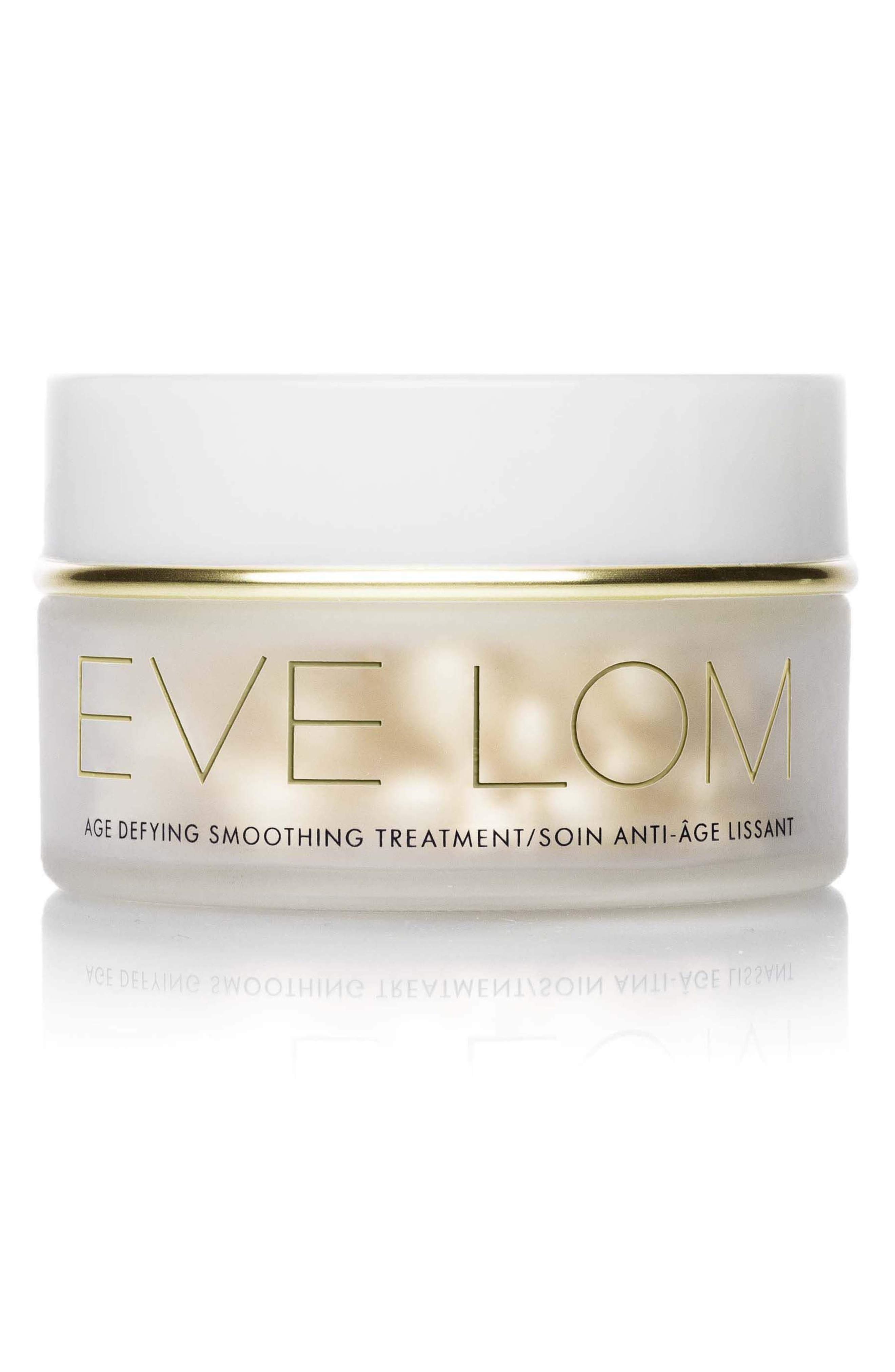 SPACE.NK.apothecary EVE LOM Age Defying Smoothing Treatment,                             Main thumbnail 1, color,                             No Color