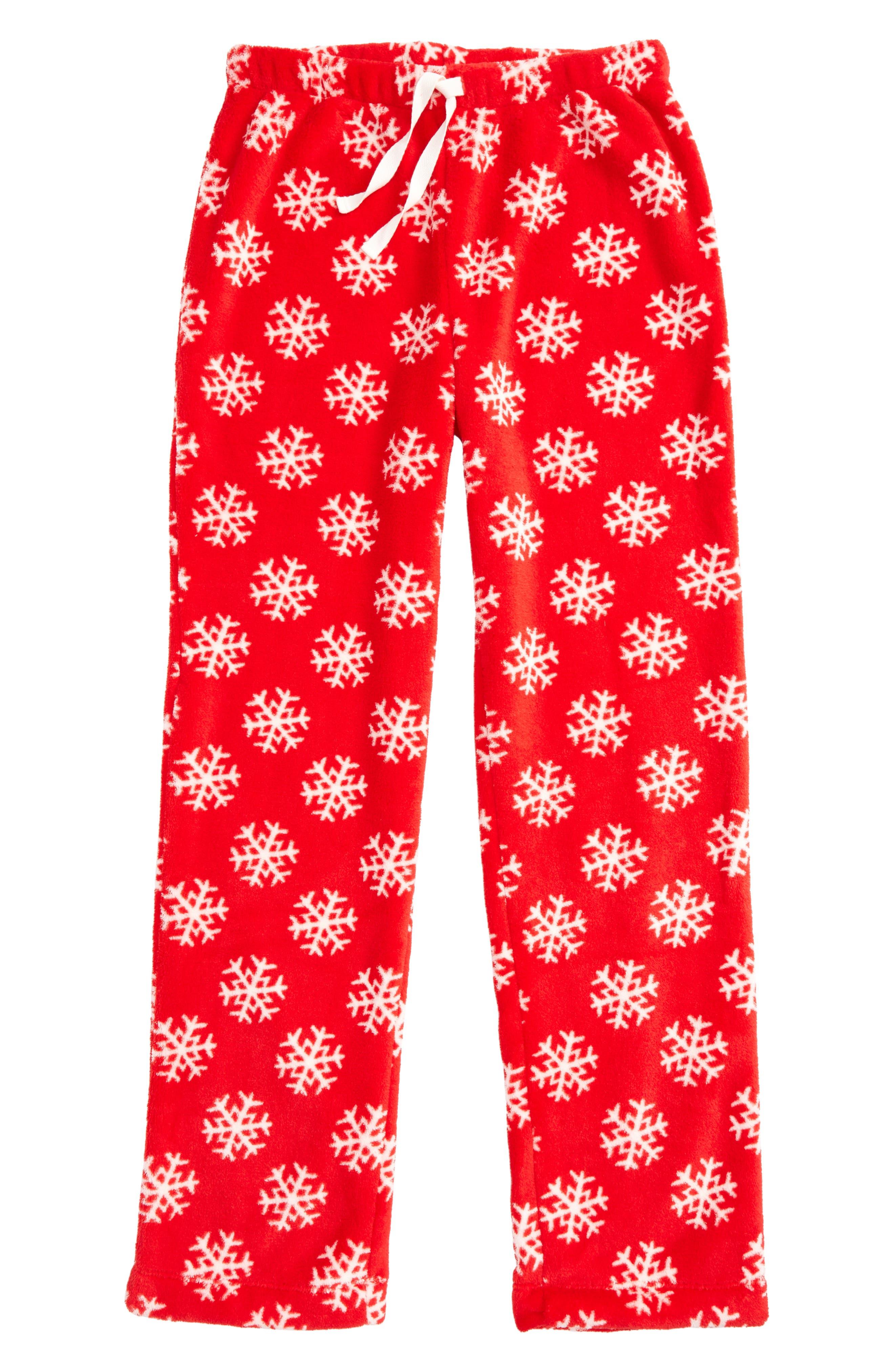 Tucker + Tate Fleece Pajama Pants (Little Girls & Big Girls)