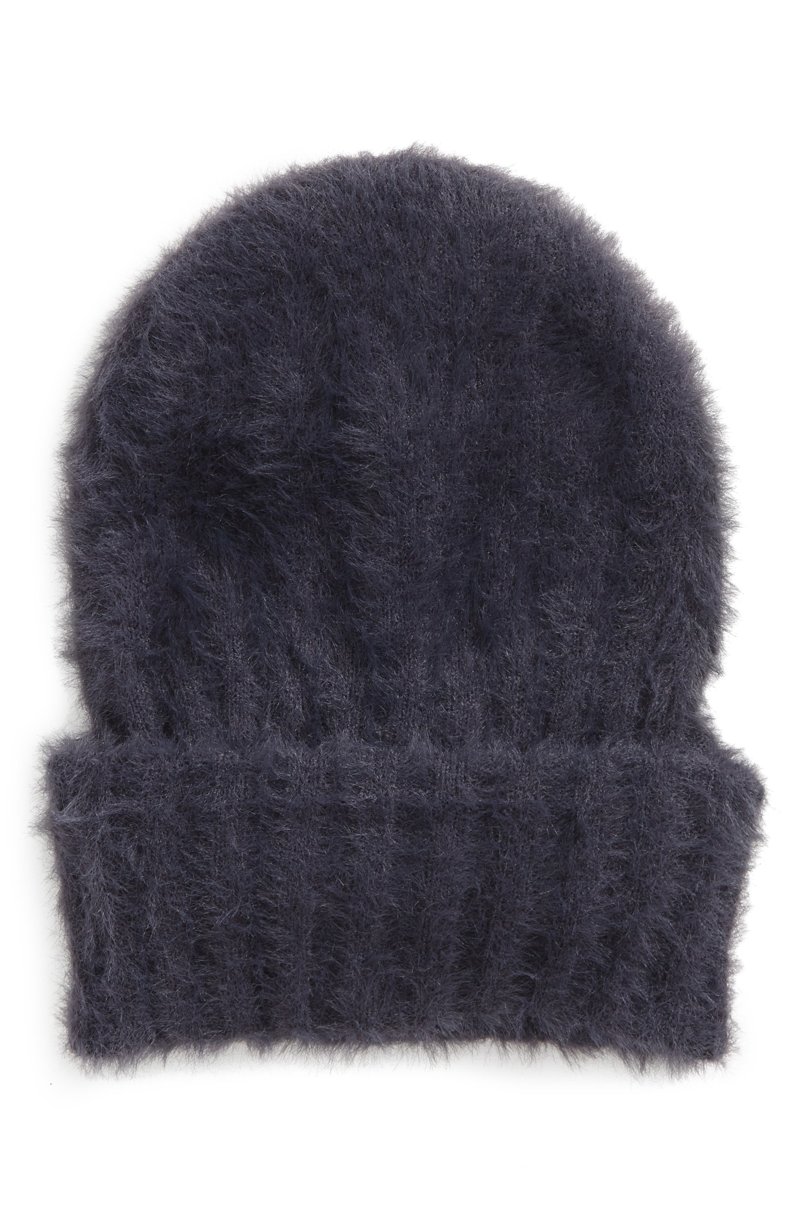 Head in the Clouds Beanie,                         Main,                         color, Navy