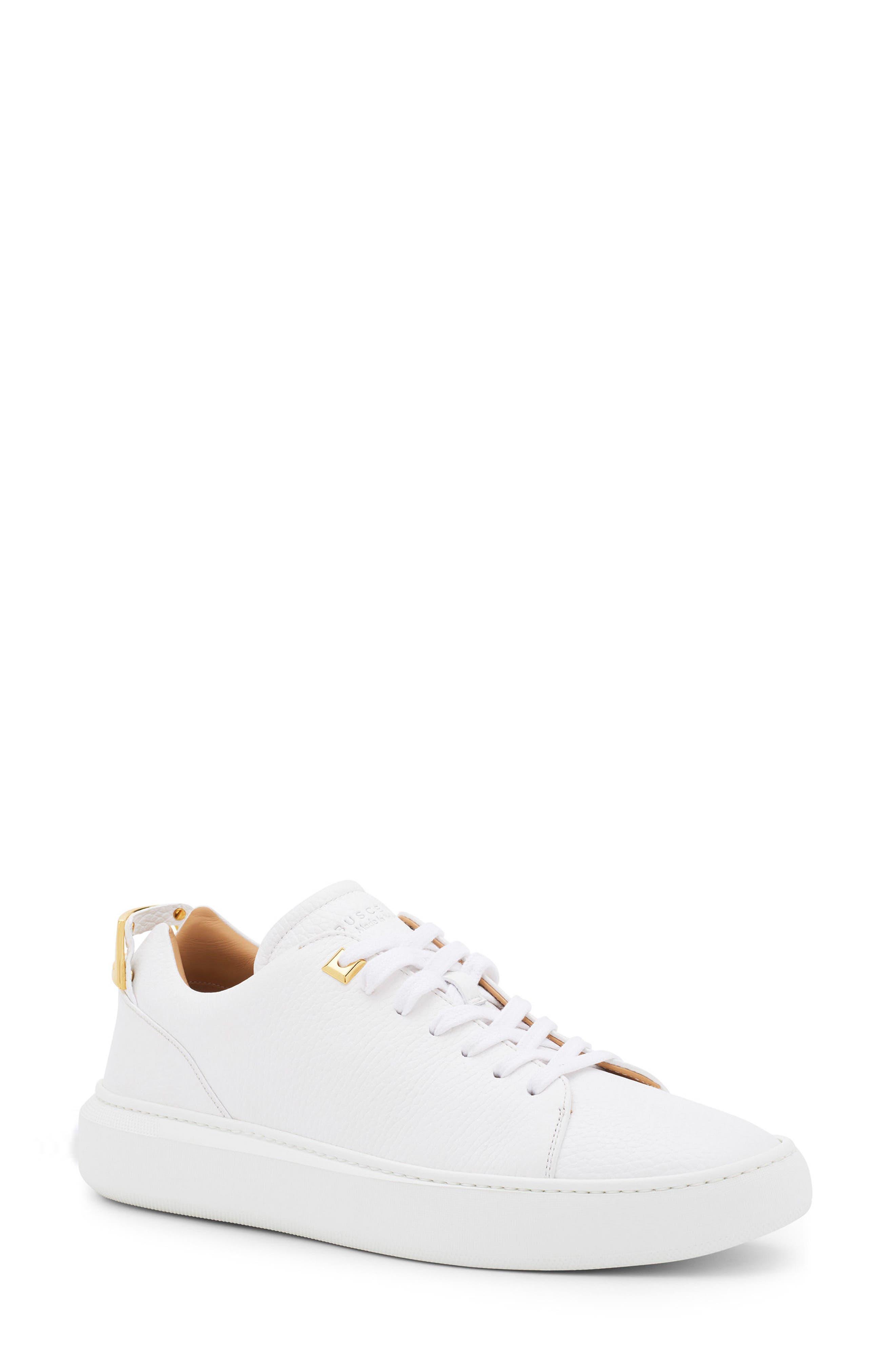Buscemi Uno Low Top Sneaker (Women)