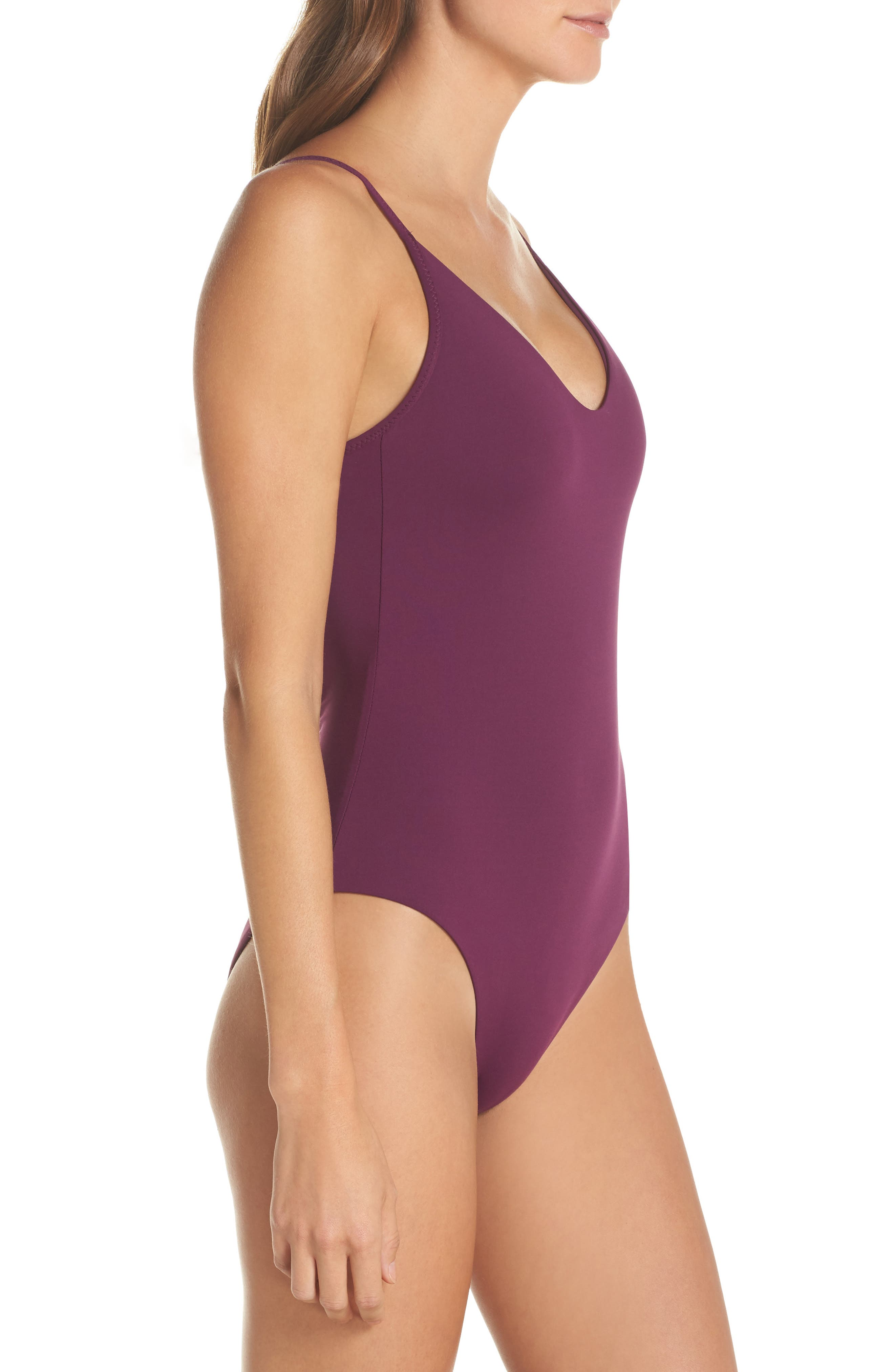 Alternate Image 3  - Becca Color Code Clean One-Piece Swimsuit