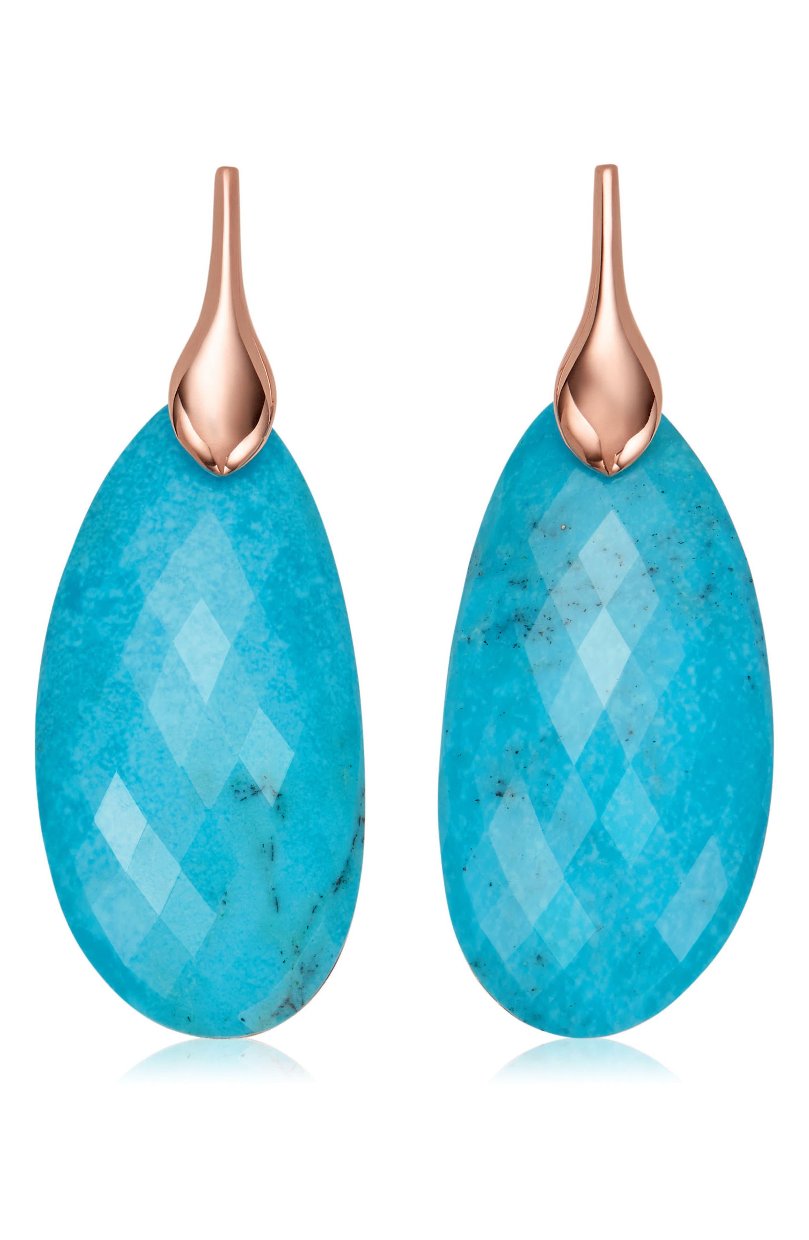 Alternate Image 1 Selected - Monica Vinader Nura Cocktail Earrings