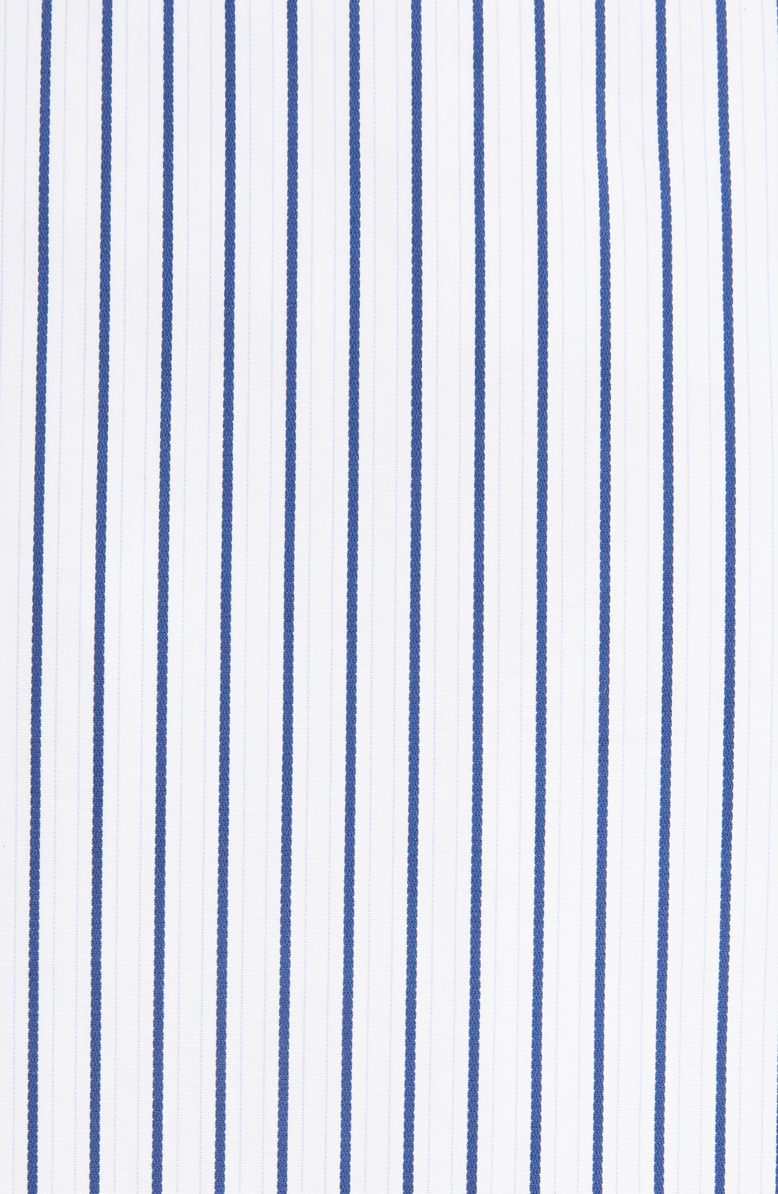Alternate Image 5  - Victoria, Victoria Beckham Basket-Weave Pencil Skirt