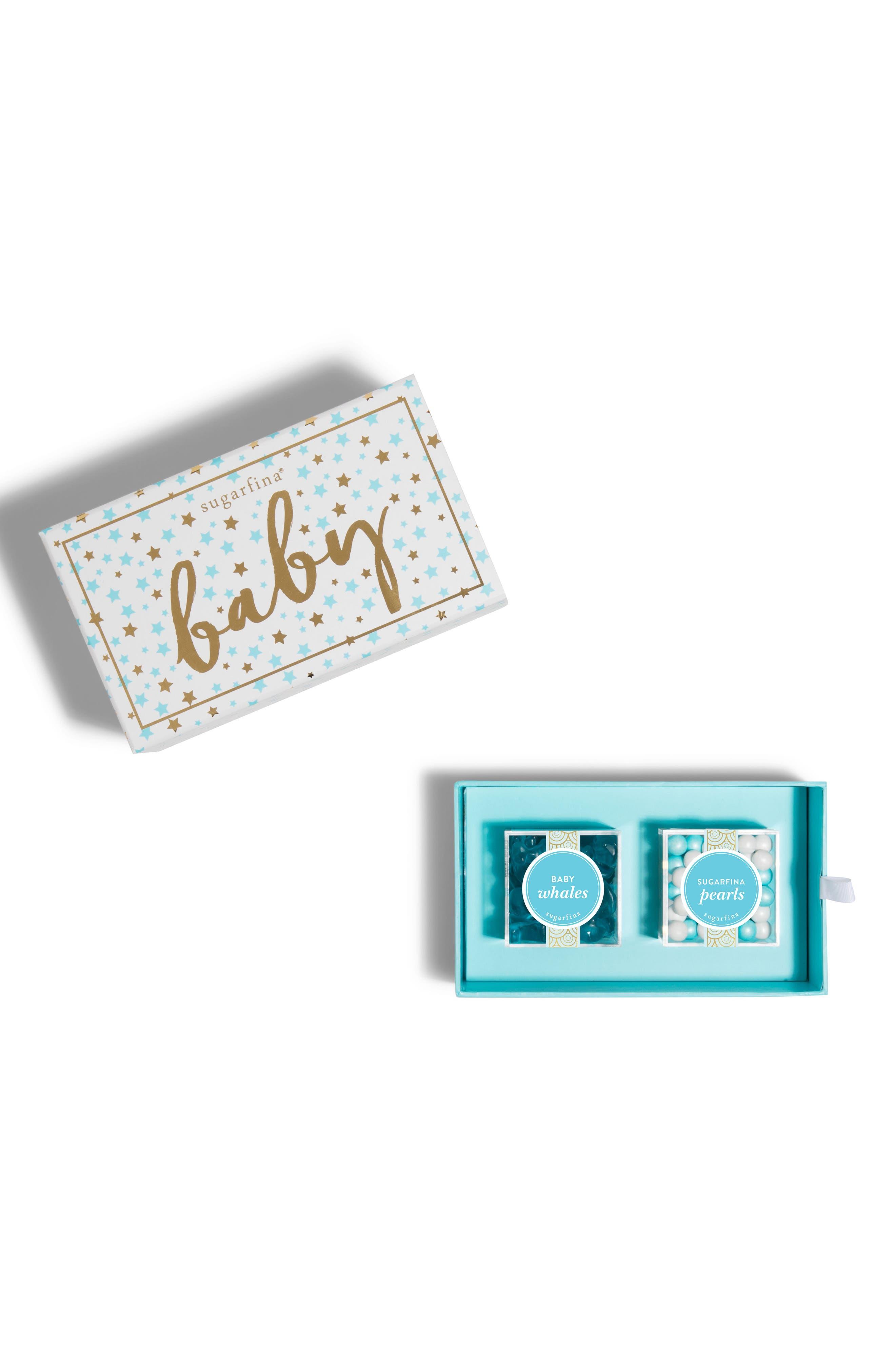 sugarfina Baby Boy 2-Piece Candy Bento Box