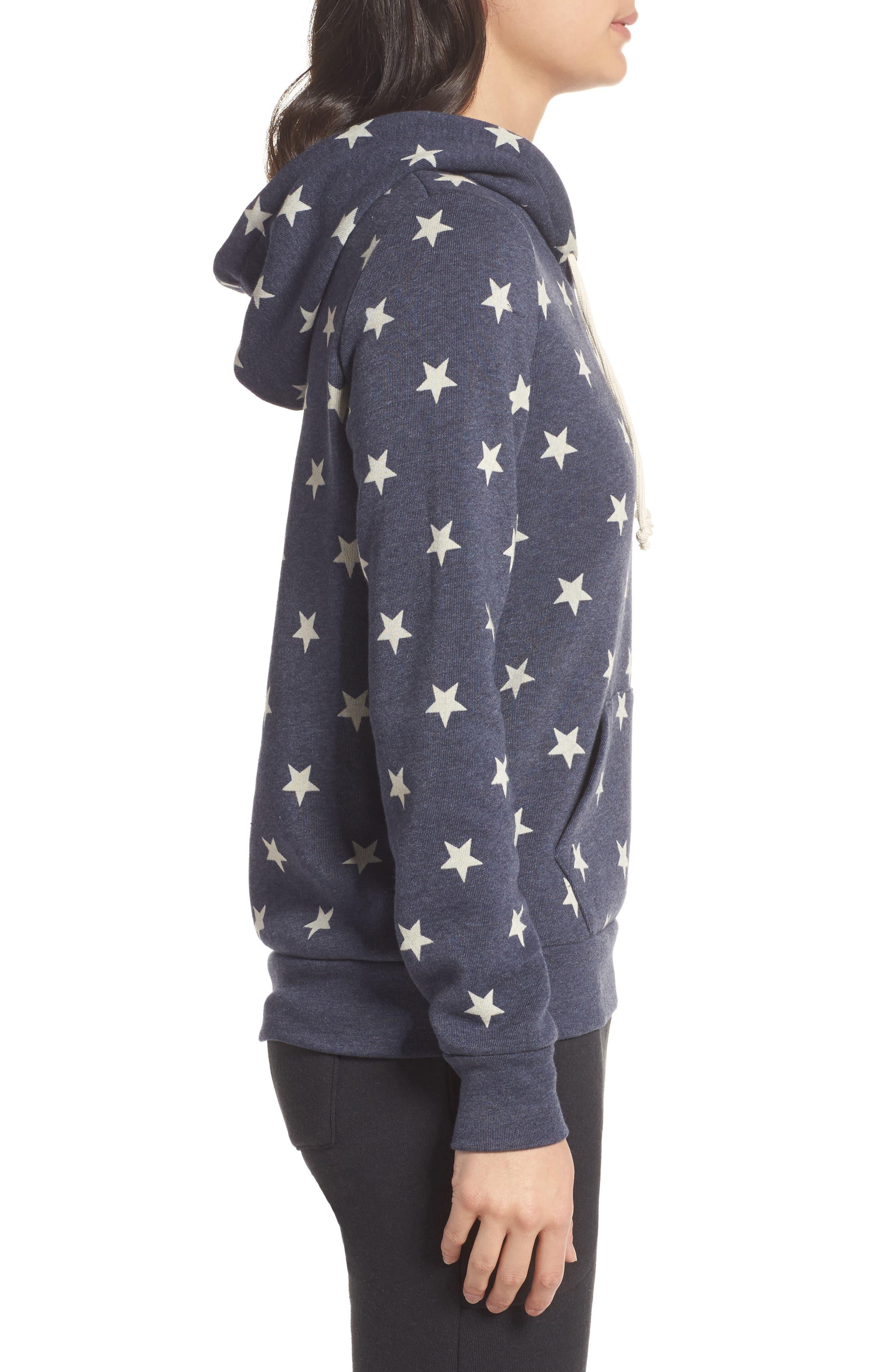 Alternate Image 3  - Alternative Camo Pullover Hoodie