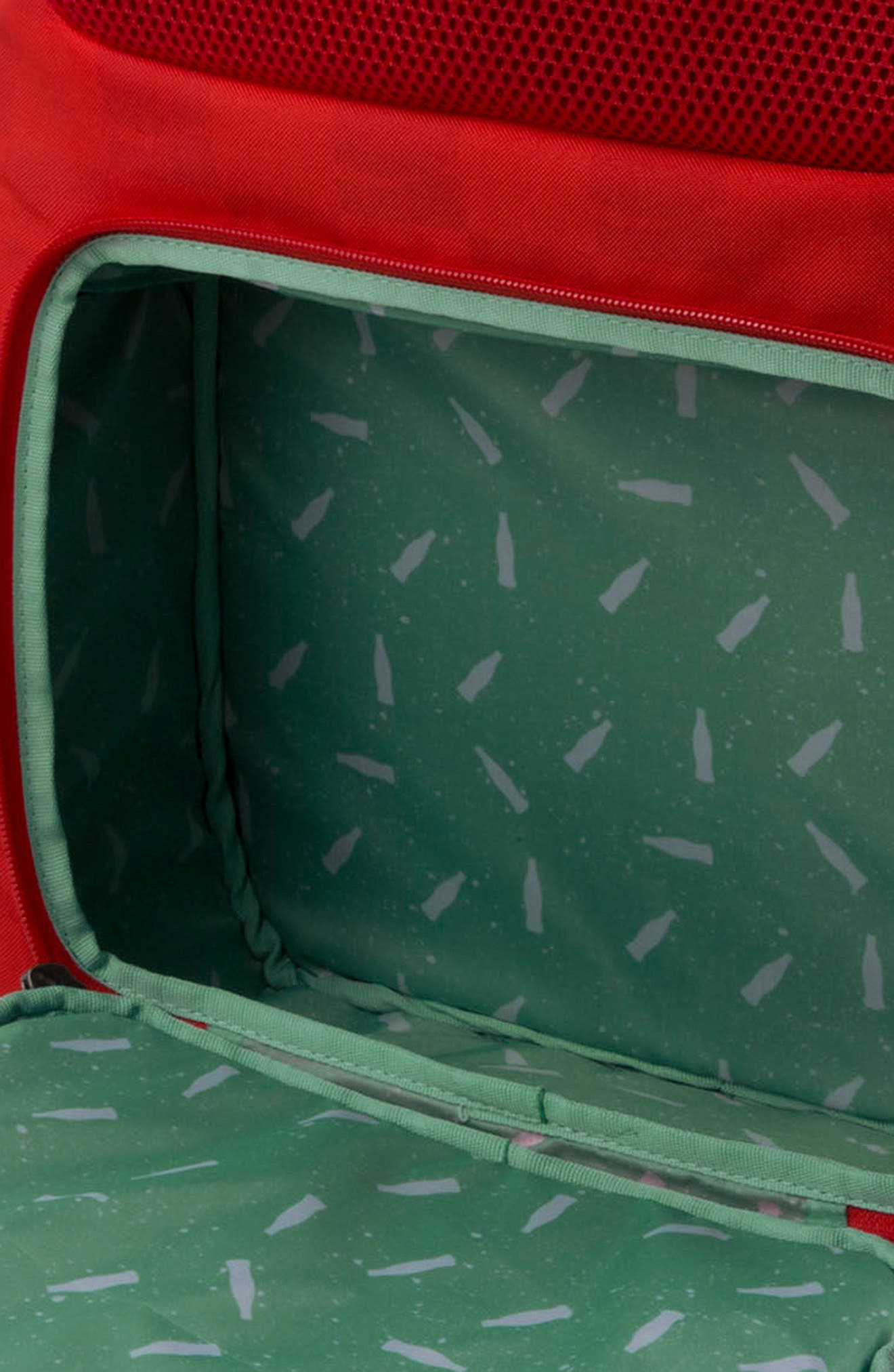 Alternate Image 4  - HEX Coca Cola Sneaker Backpack