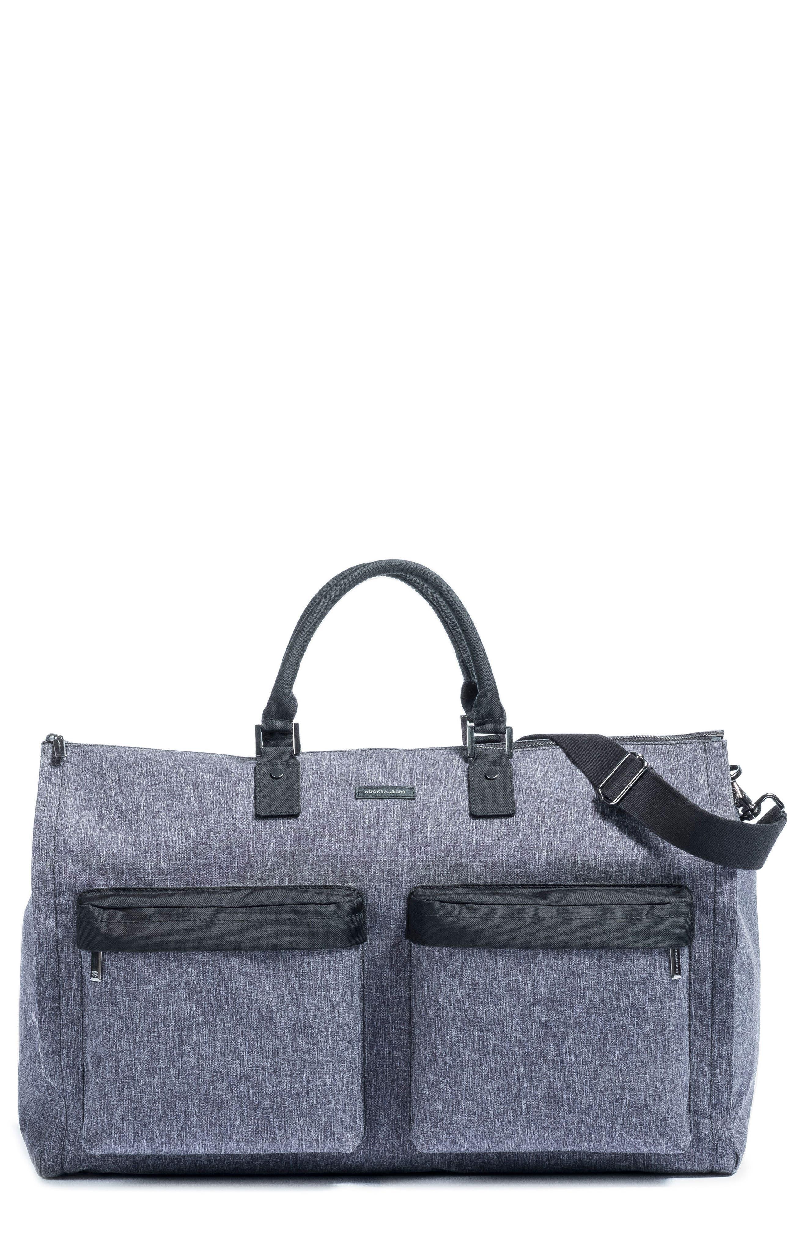 hook + ALBERT Twill Duffel Bag