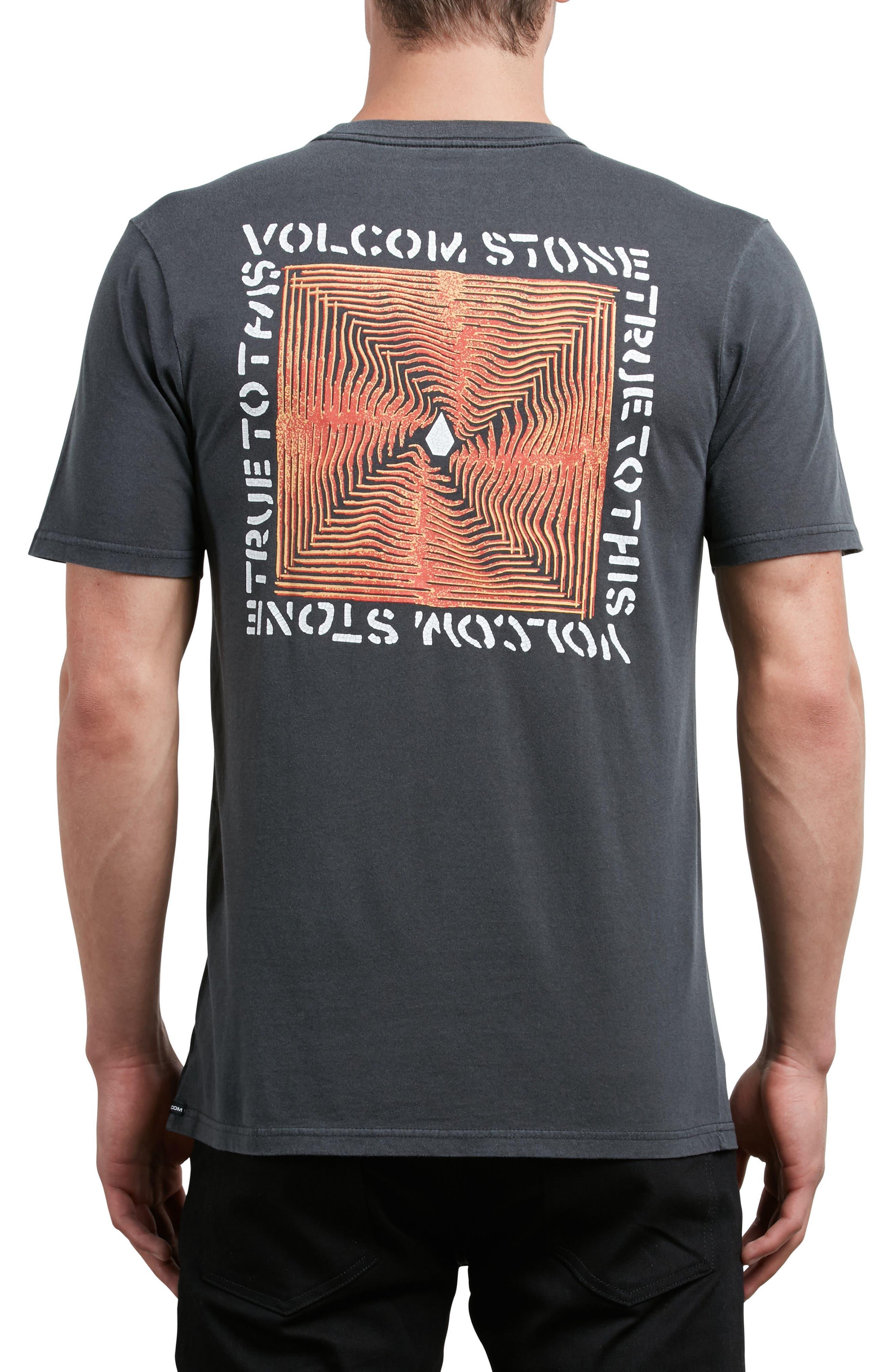Alternate Image 2  - Volcom Stone Radiator Graphic T-Shirt
