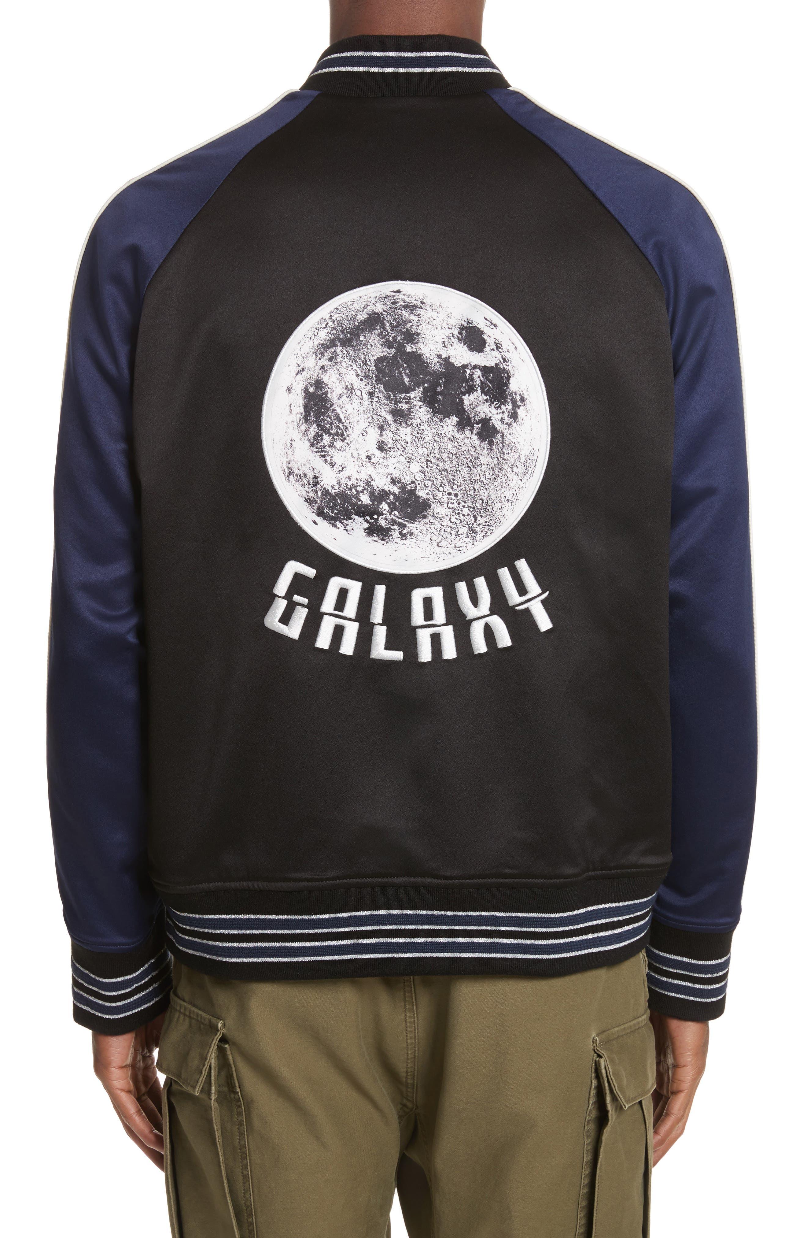 Alternate Image 3  - OVADIA & SONS Reversible Souvenir Jacket