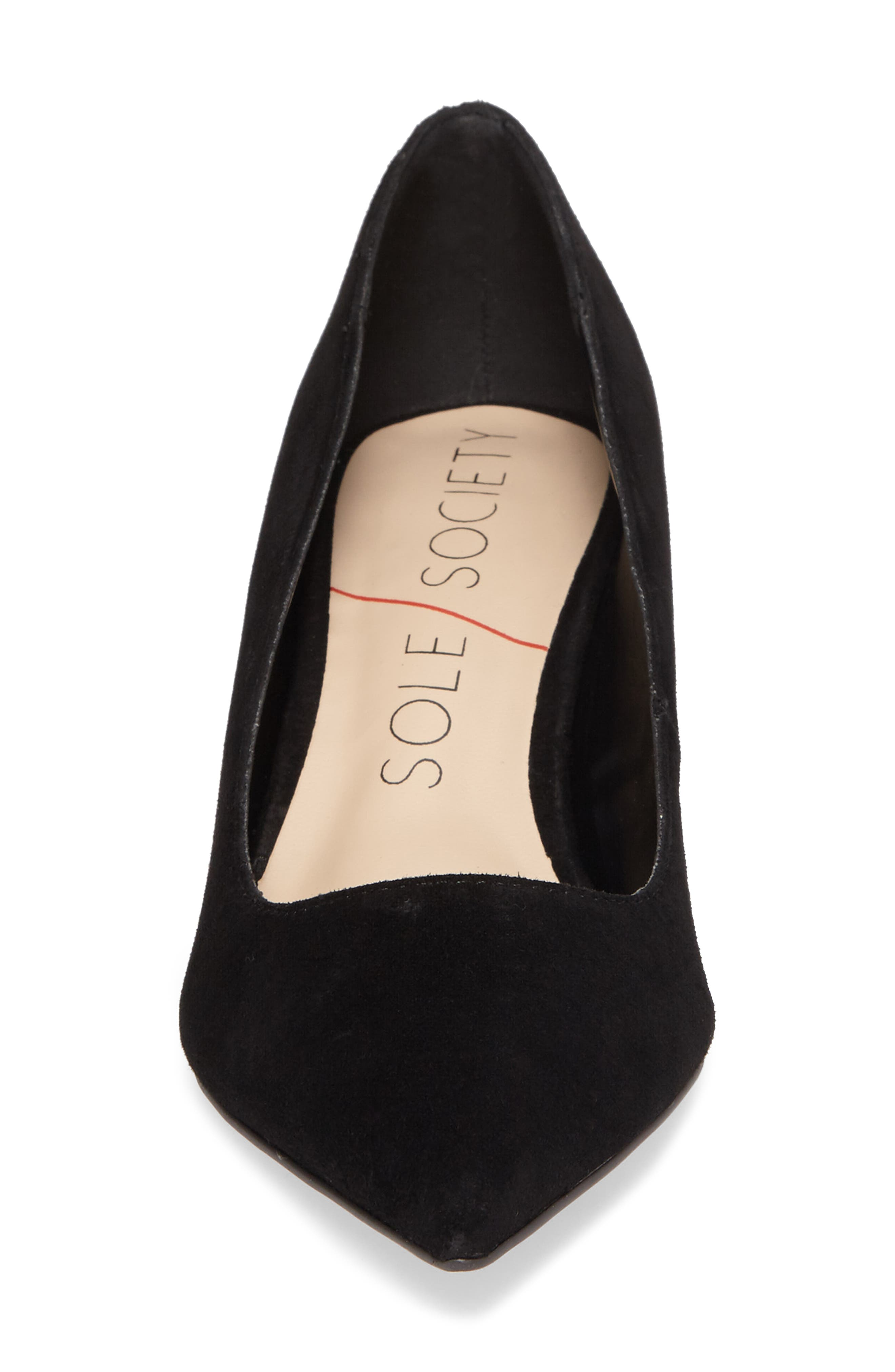 Alternate Image 4  - Sole Society Andorra Pump (Women)