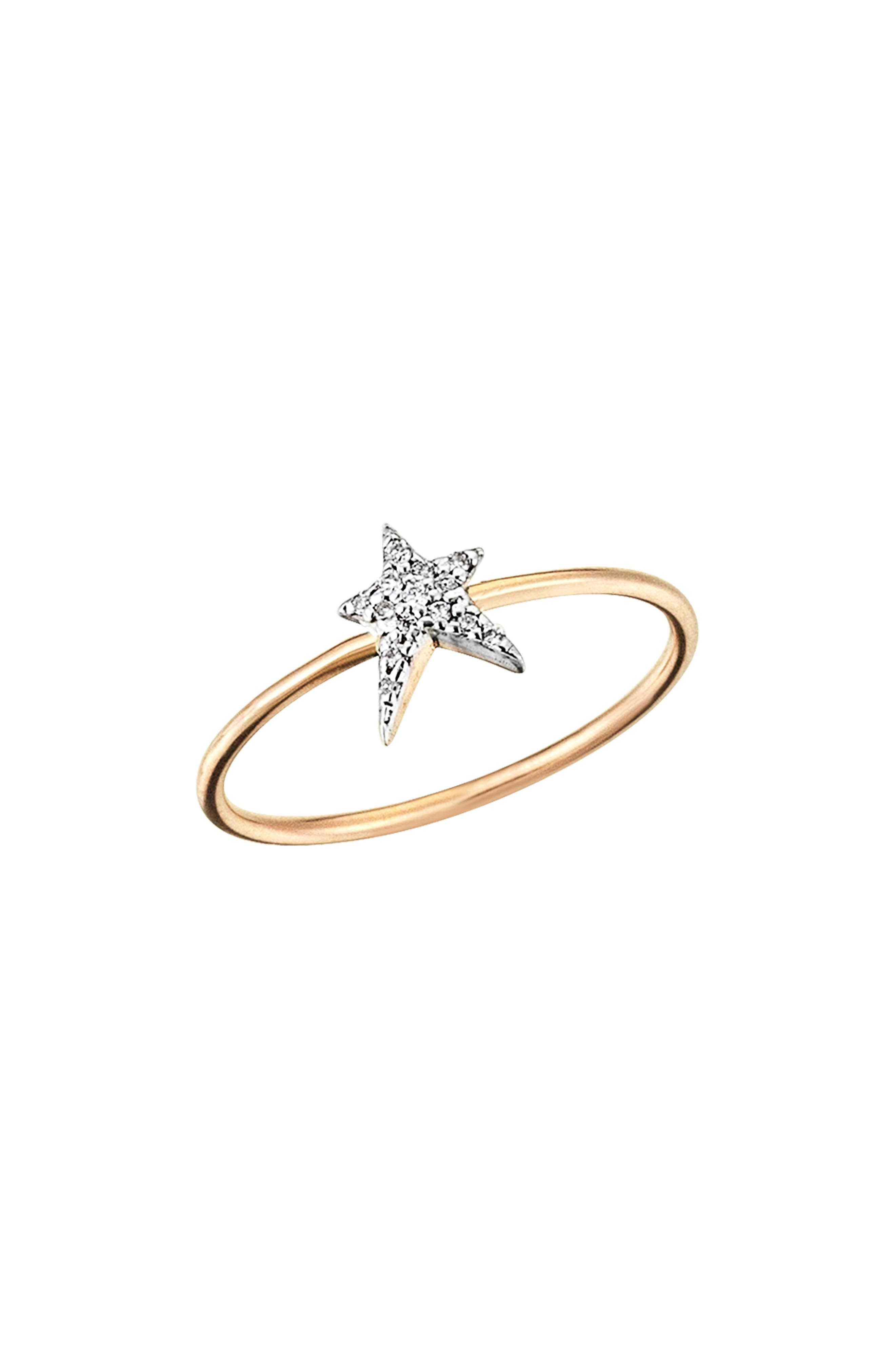 Main Image - Kismet by Milka Star Struck Diamond Ring