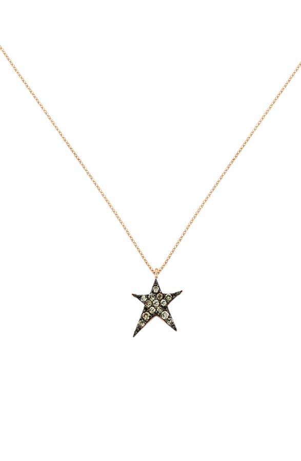 Kismet by milka diamond star pendant necklace nordstrom main image kismet by milka diamond star pendant necklace aloadofball Gallery