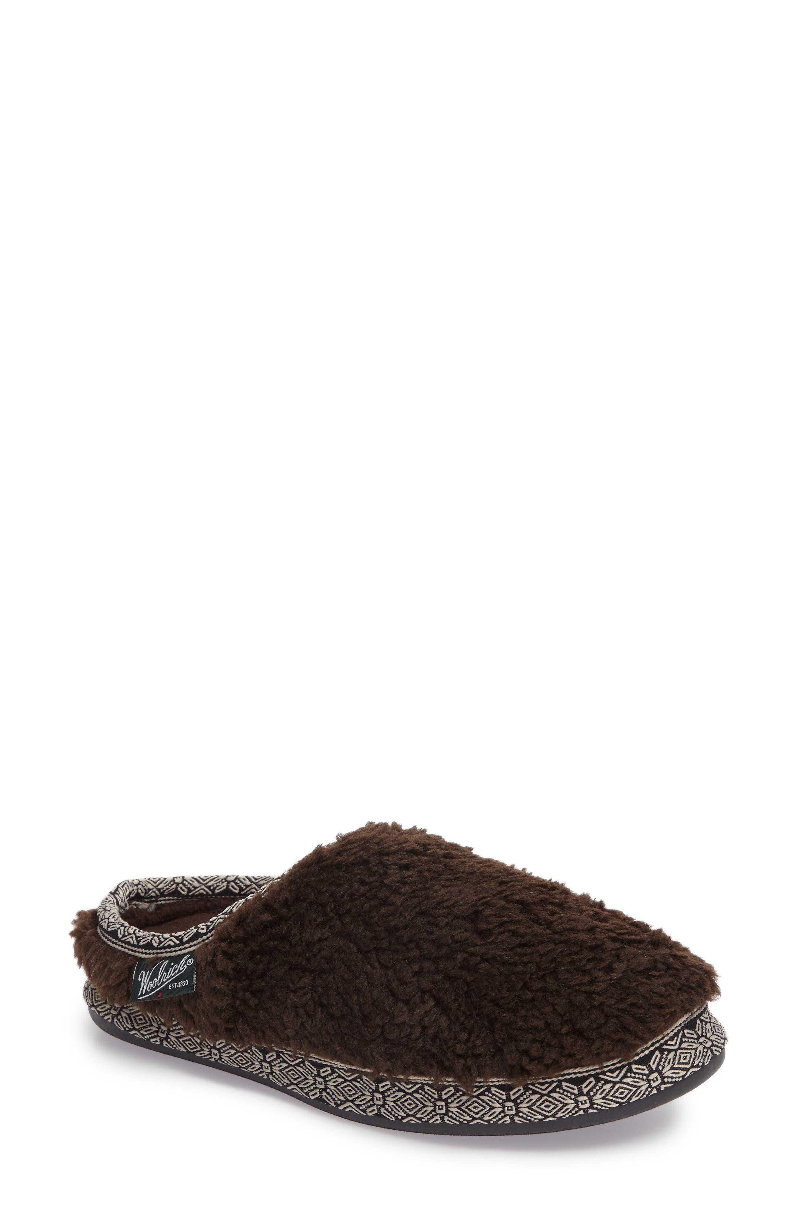 Main Image - Woolrich Whitecap Mule Slipper (Women)