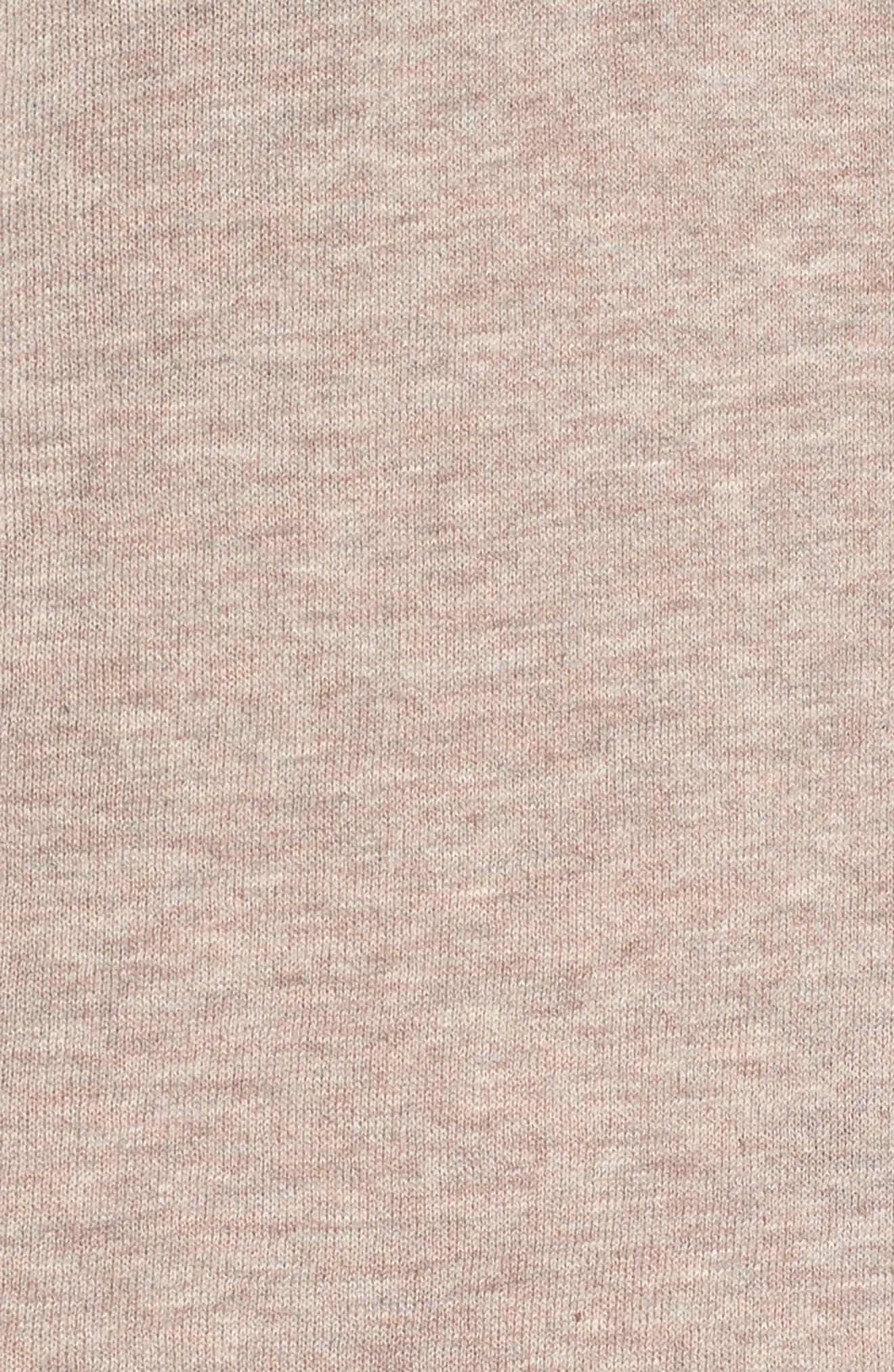 Alternate Image 5  - James Perse Henley Tank Sweater