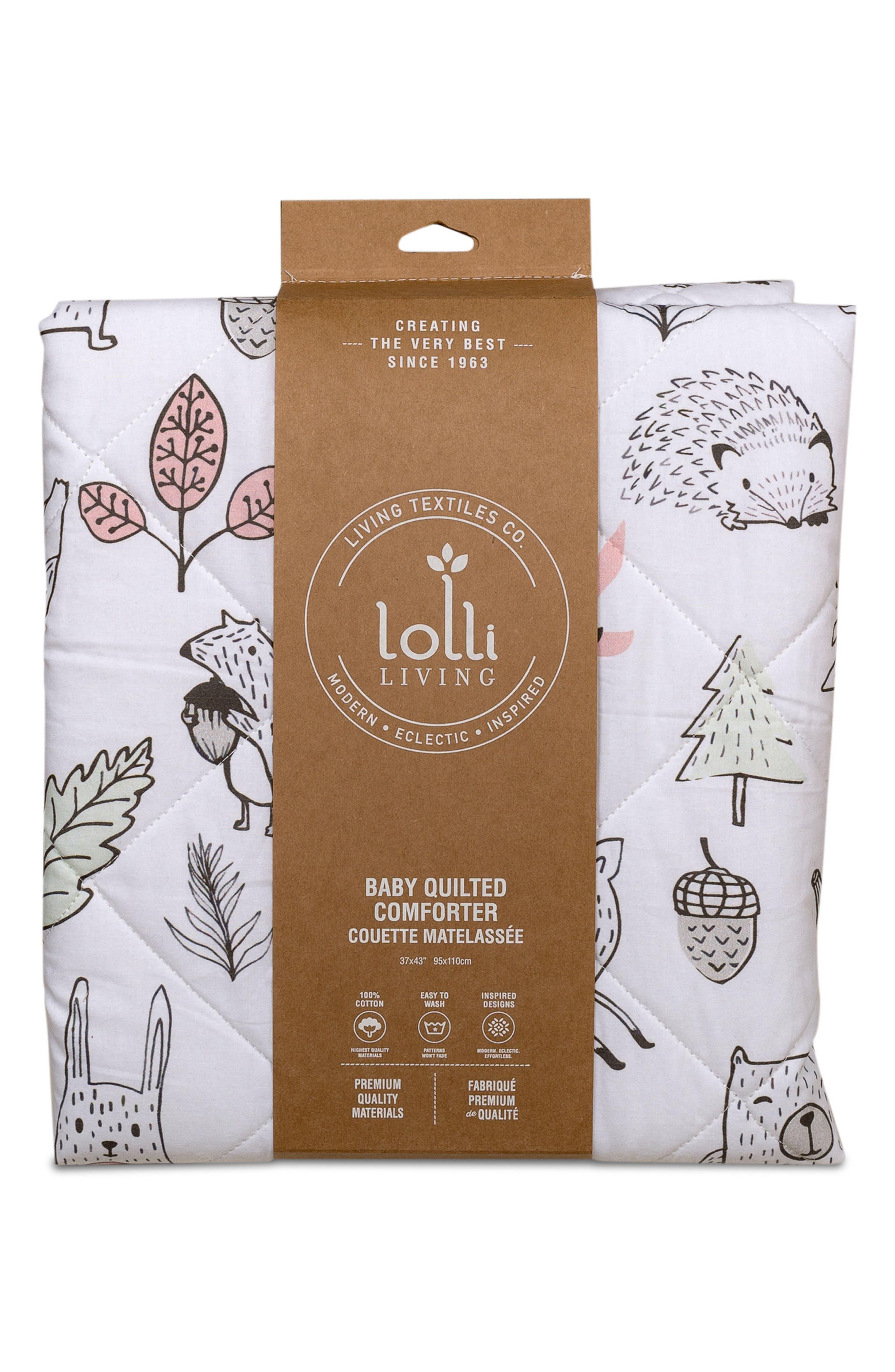 Alternate Image 5  - Living Textiles Kayden Quilted Comforter