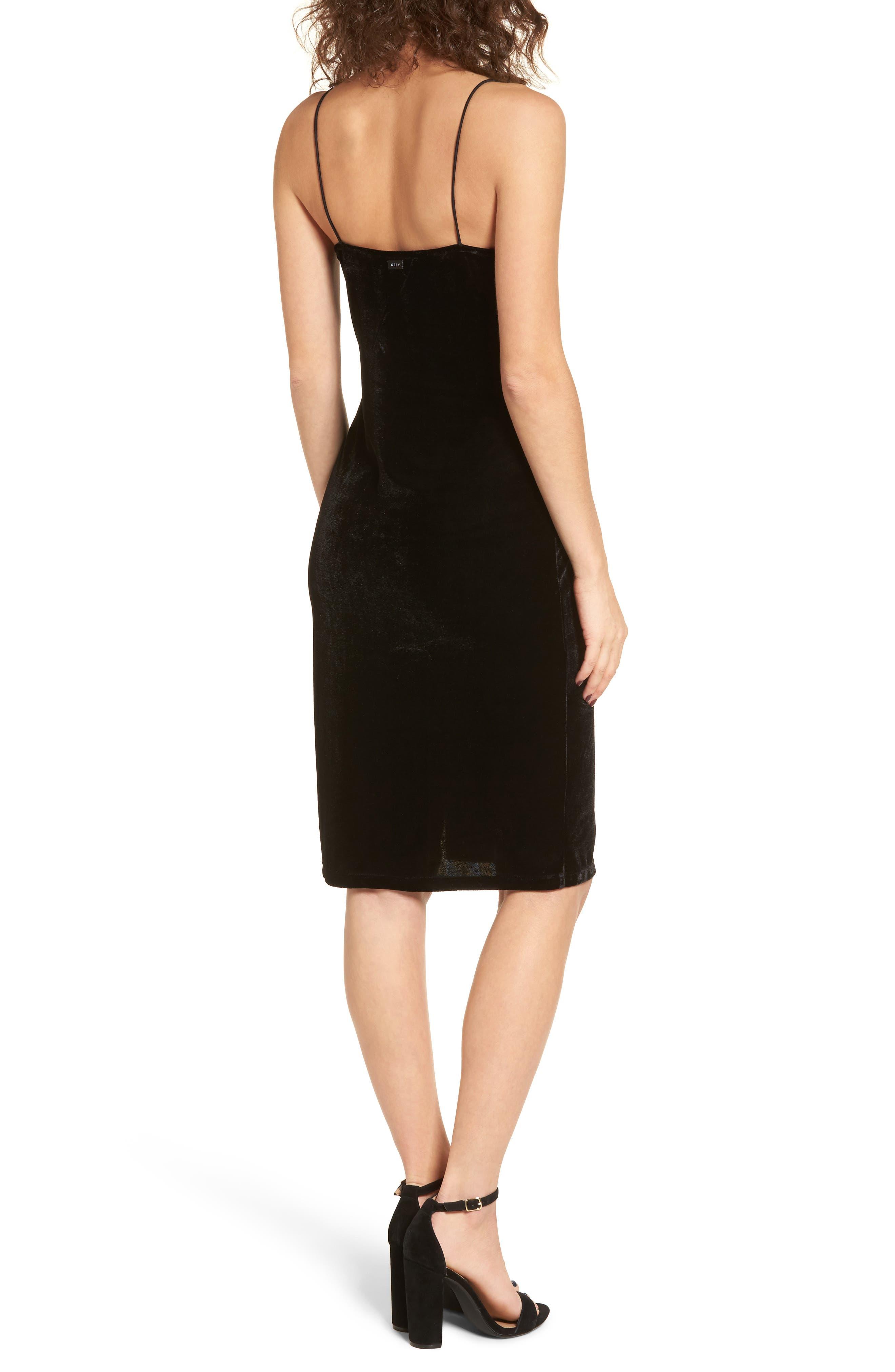 Alternate Image 2  - Obey Blume Sheath Dress