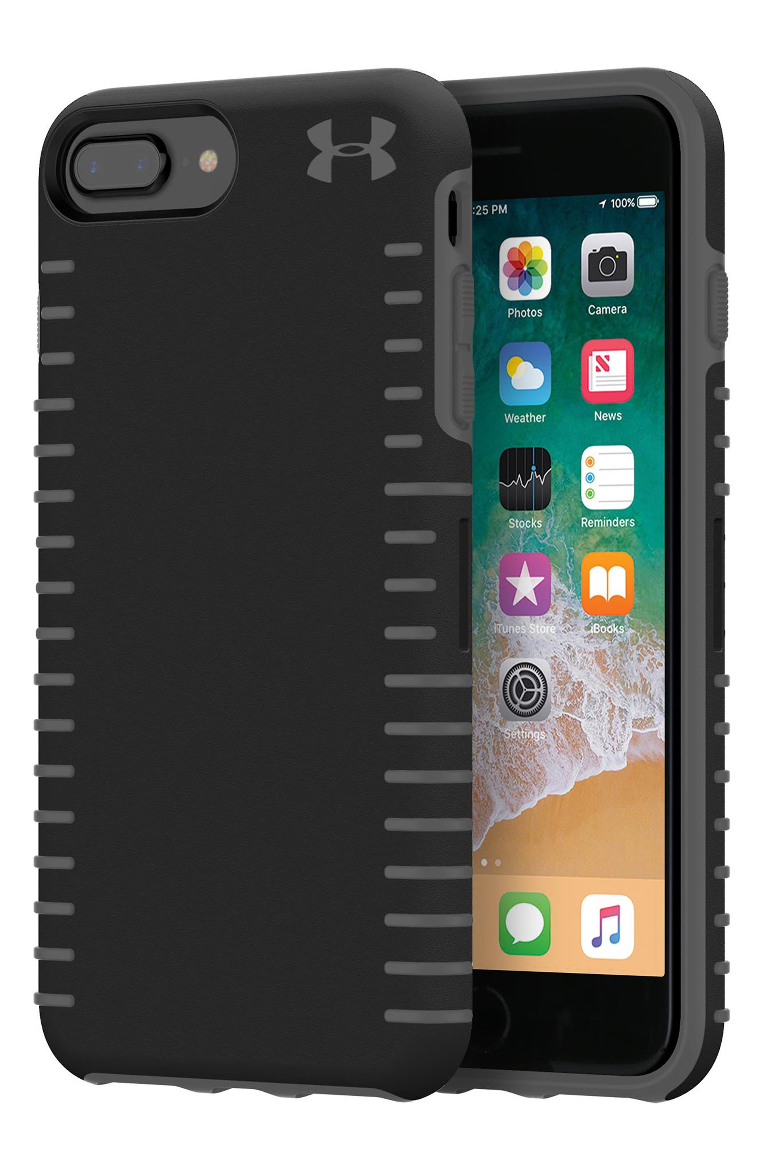 Alternate Image 4  - Under Armour Protect Grip iPhone 6/6s/7/8 Plus Case