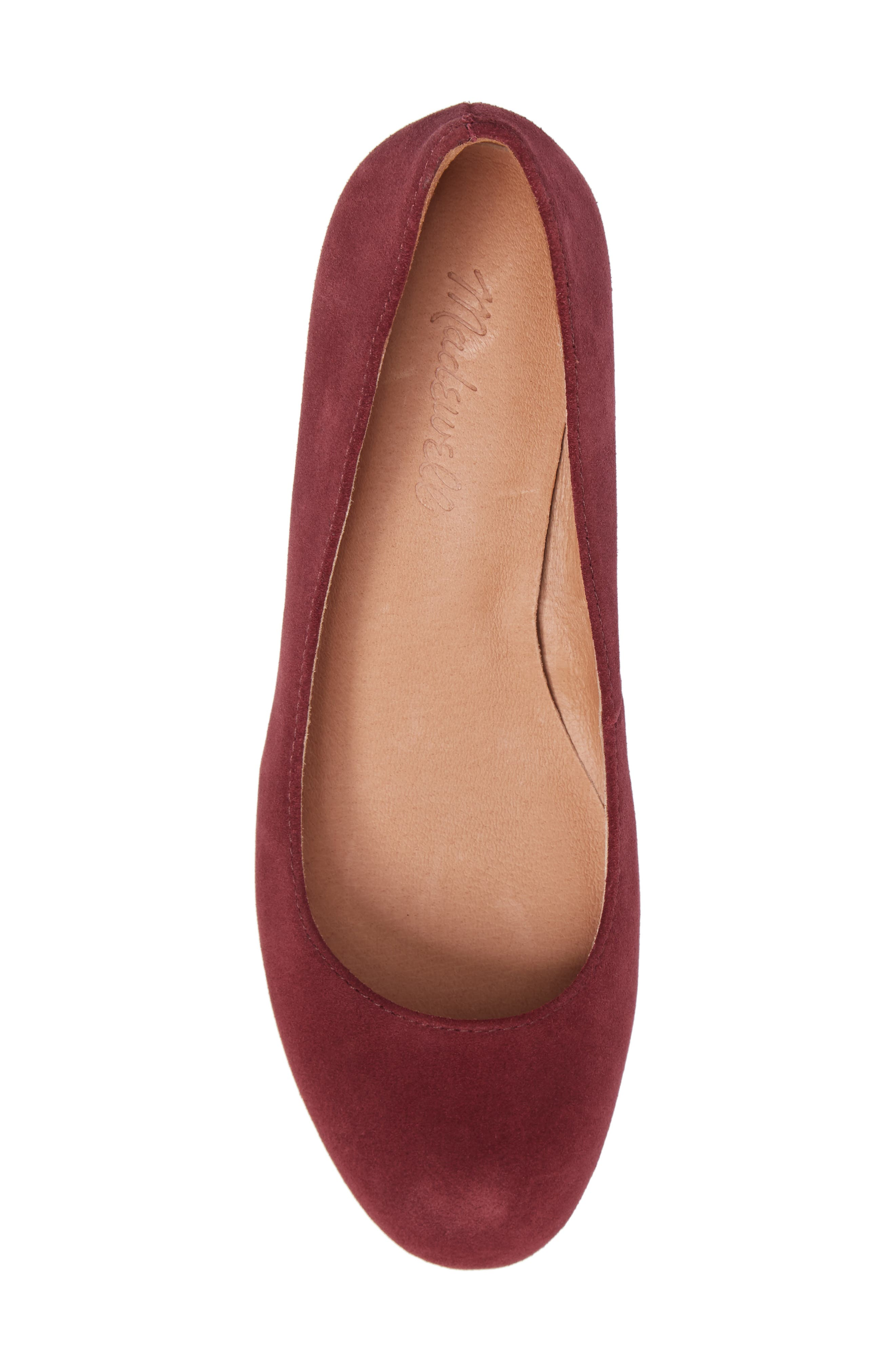 Alternate Image 5  - Madewell Ella Pump (Women)
