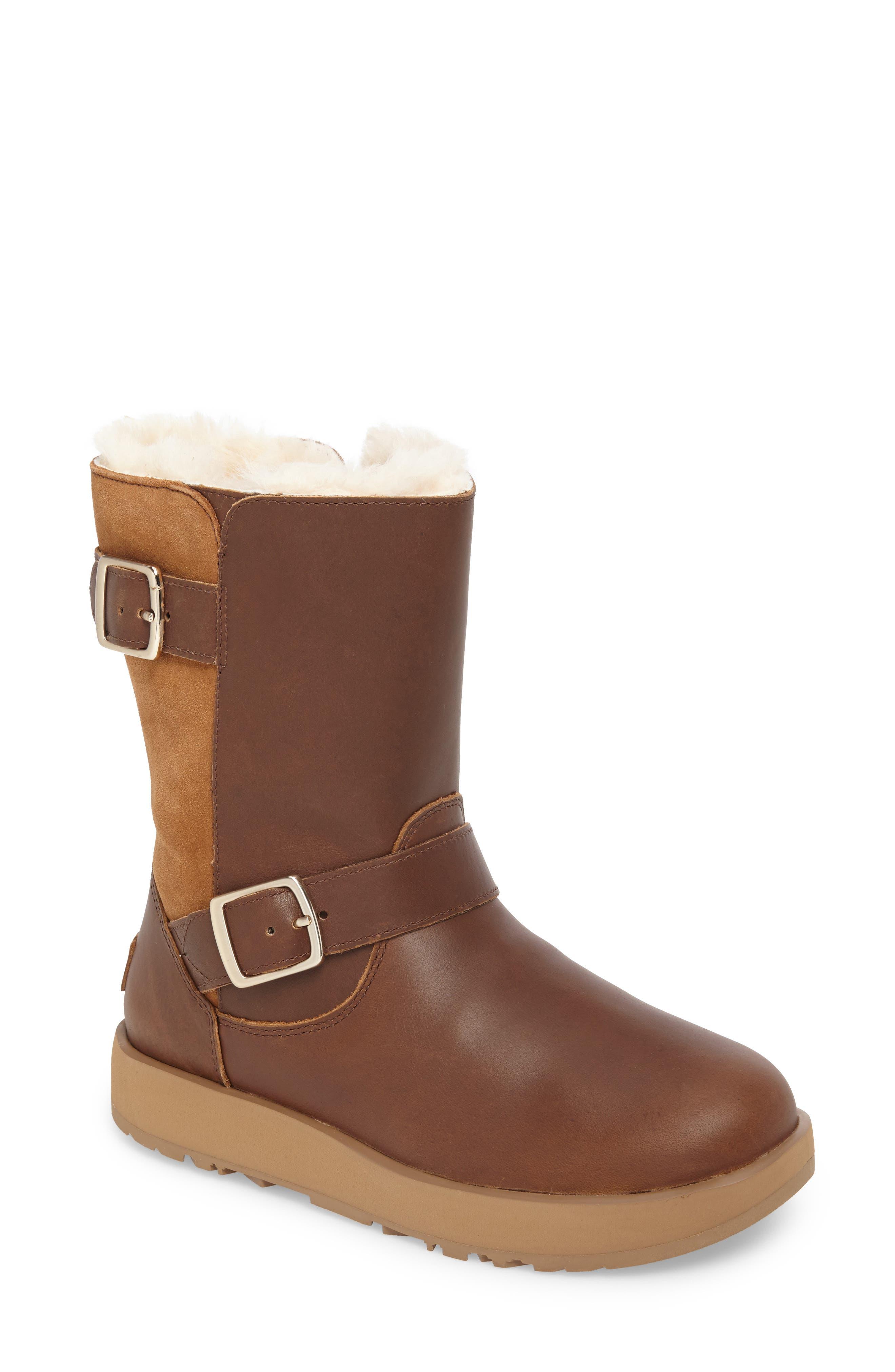 Alternate Image 1 Selected - UGG® Breida Waterproof Boot (Women)
