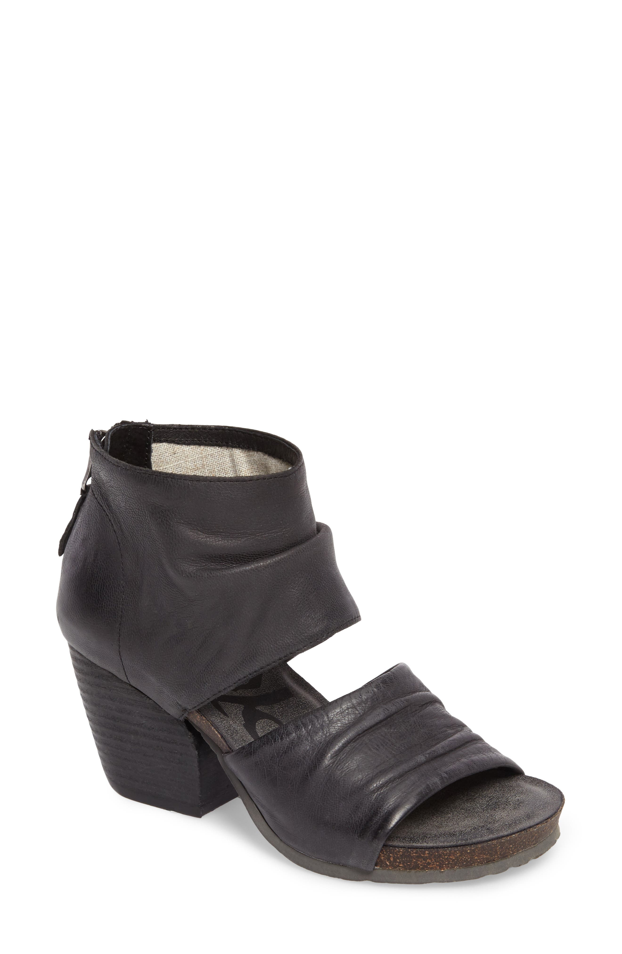 OTBT Patchouli Open Toe Bootie (Women)