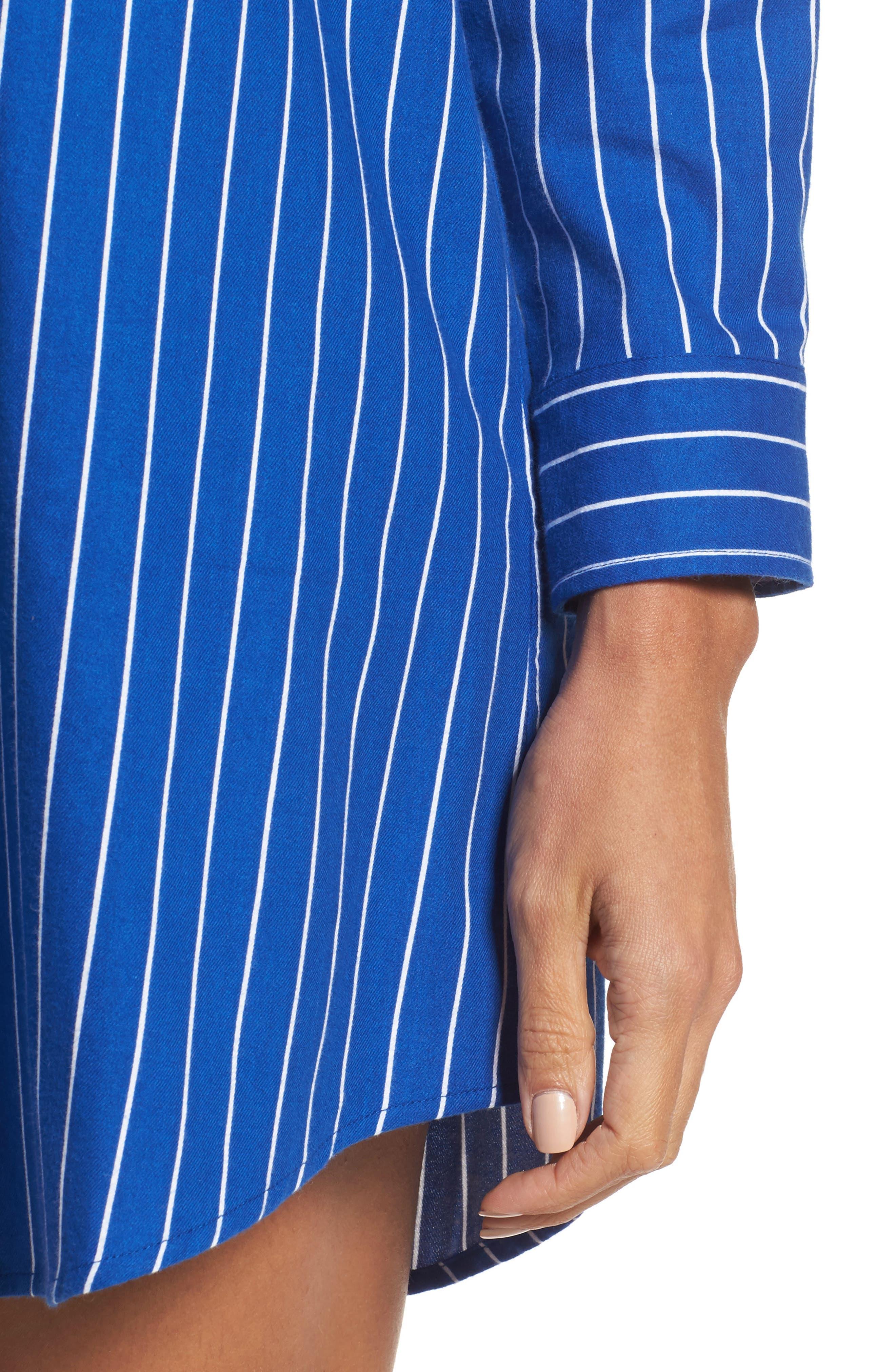Alternate Image 4  - Lauren Ralph Lauren Sleep Shirt