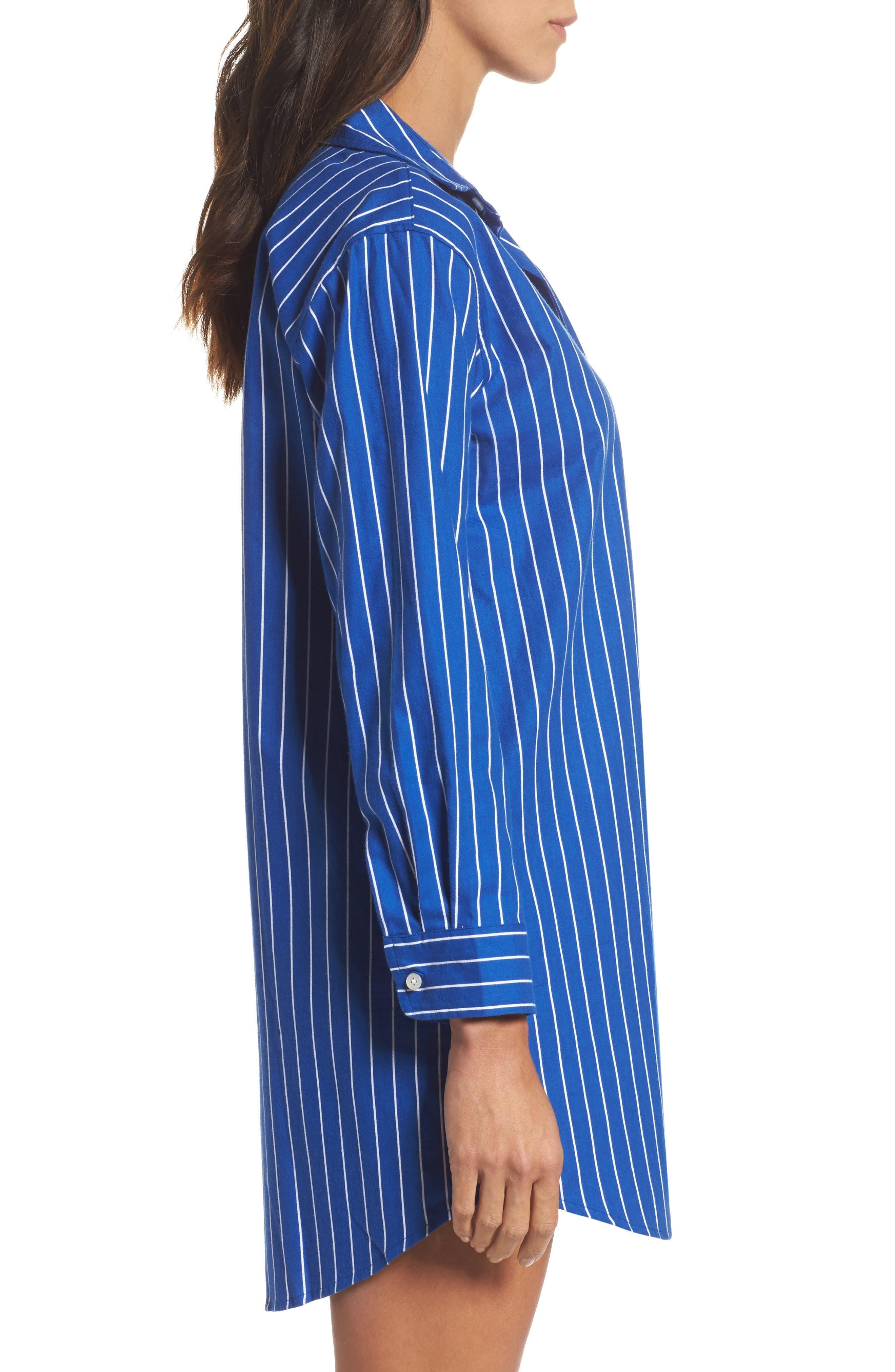 Alternate Image 3  - Lauren Ralph Lauren Sleep Shirt