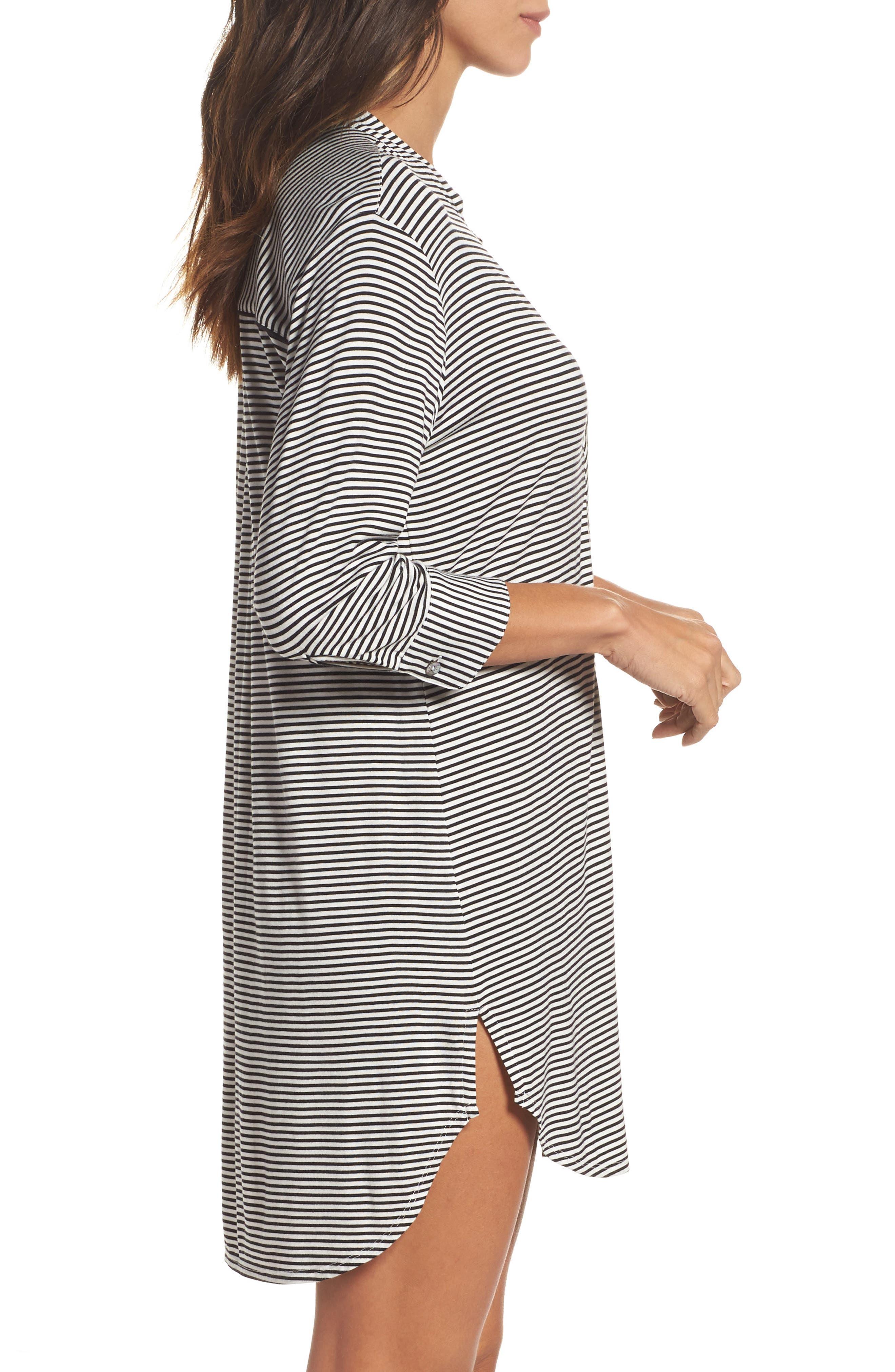 Alternate Image 3  - UGG® Vivian Sleep Shirt