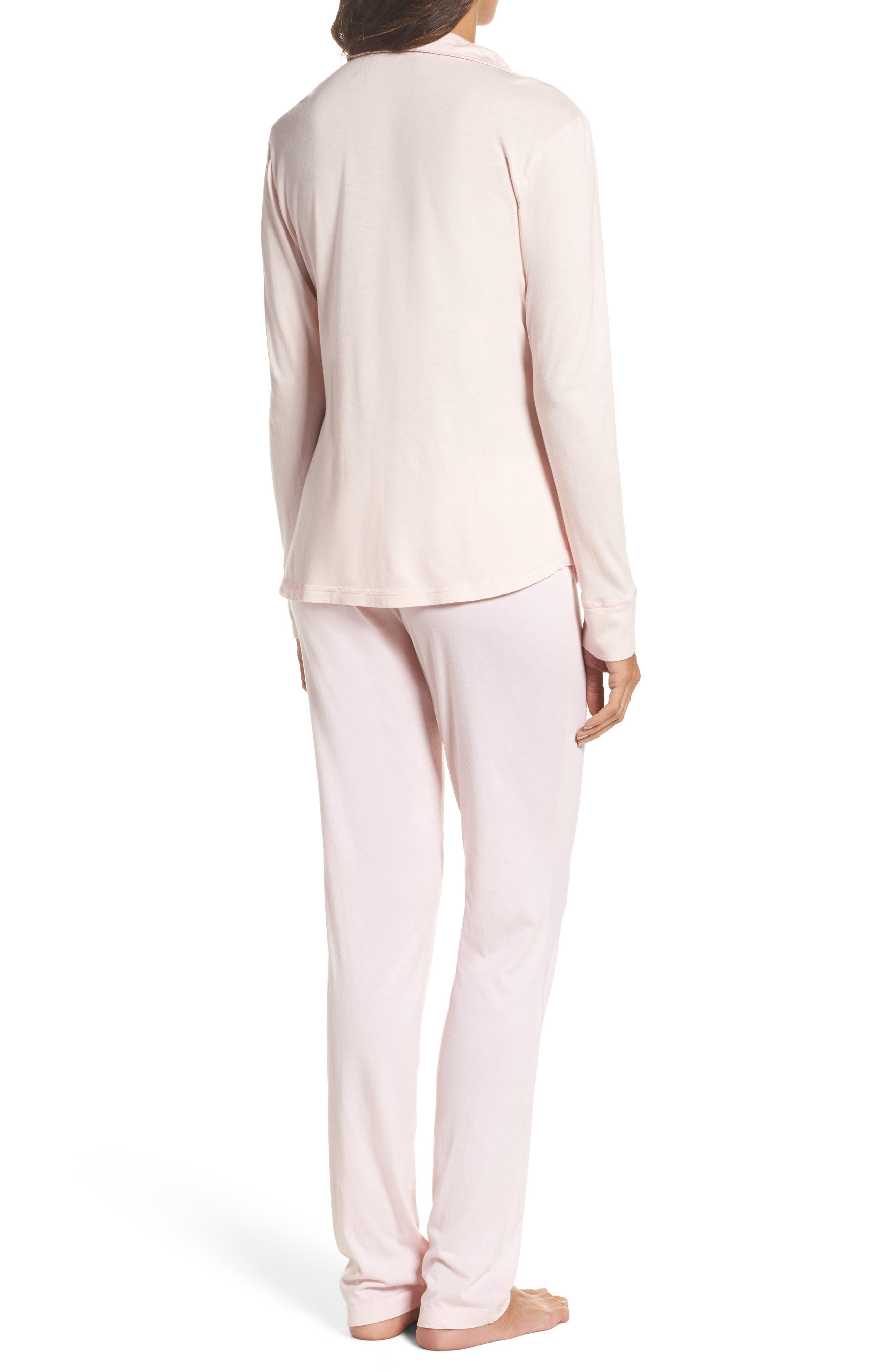 Alternate Image 2  - LOVE+GRACE Cassie Pajamas