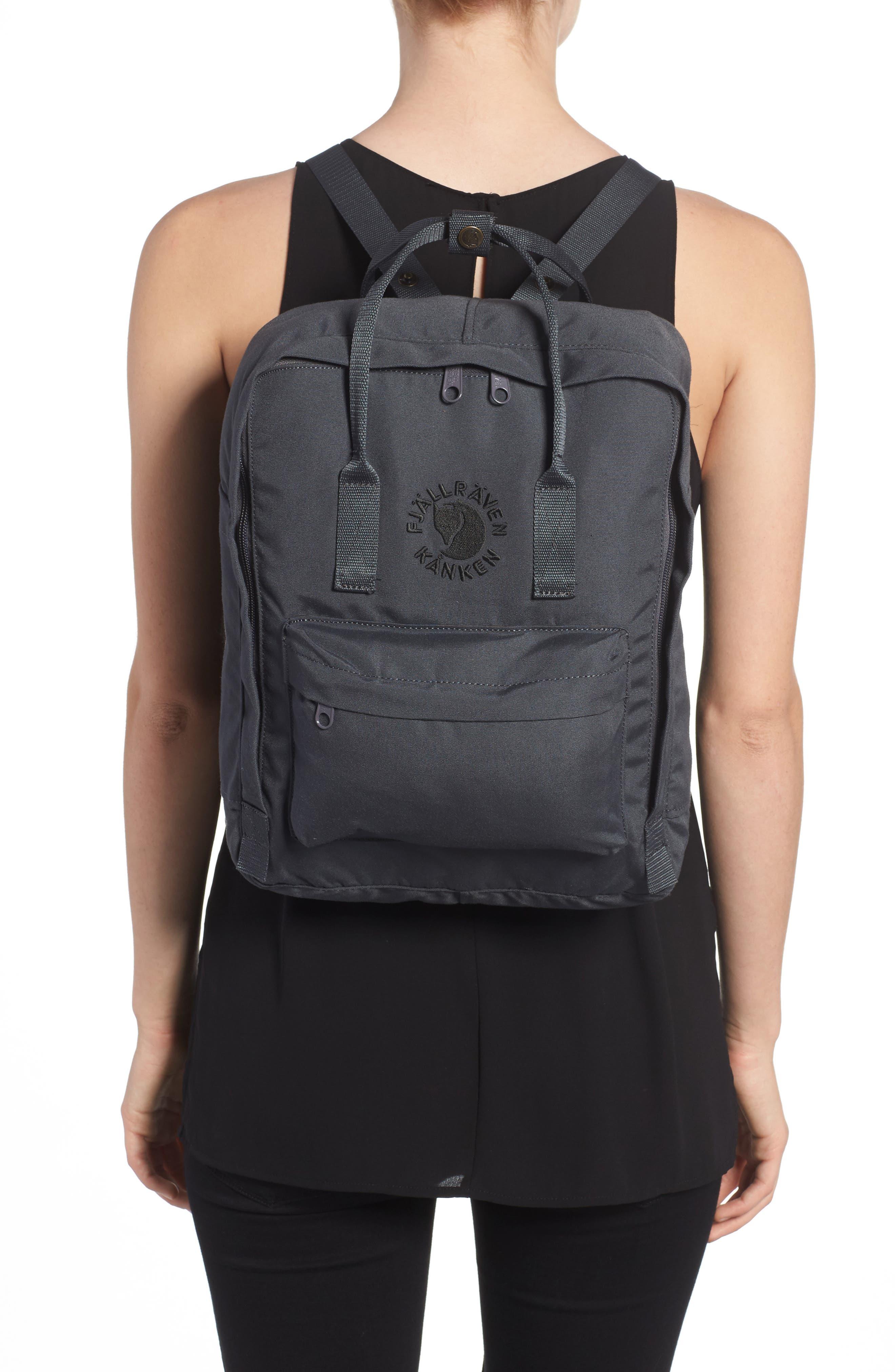 Alternate Image 2  - Fjällräven Re-Kånken Water Resistant Backpack
