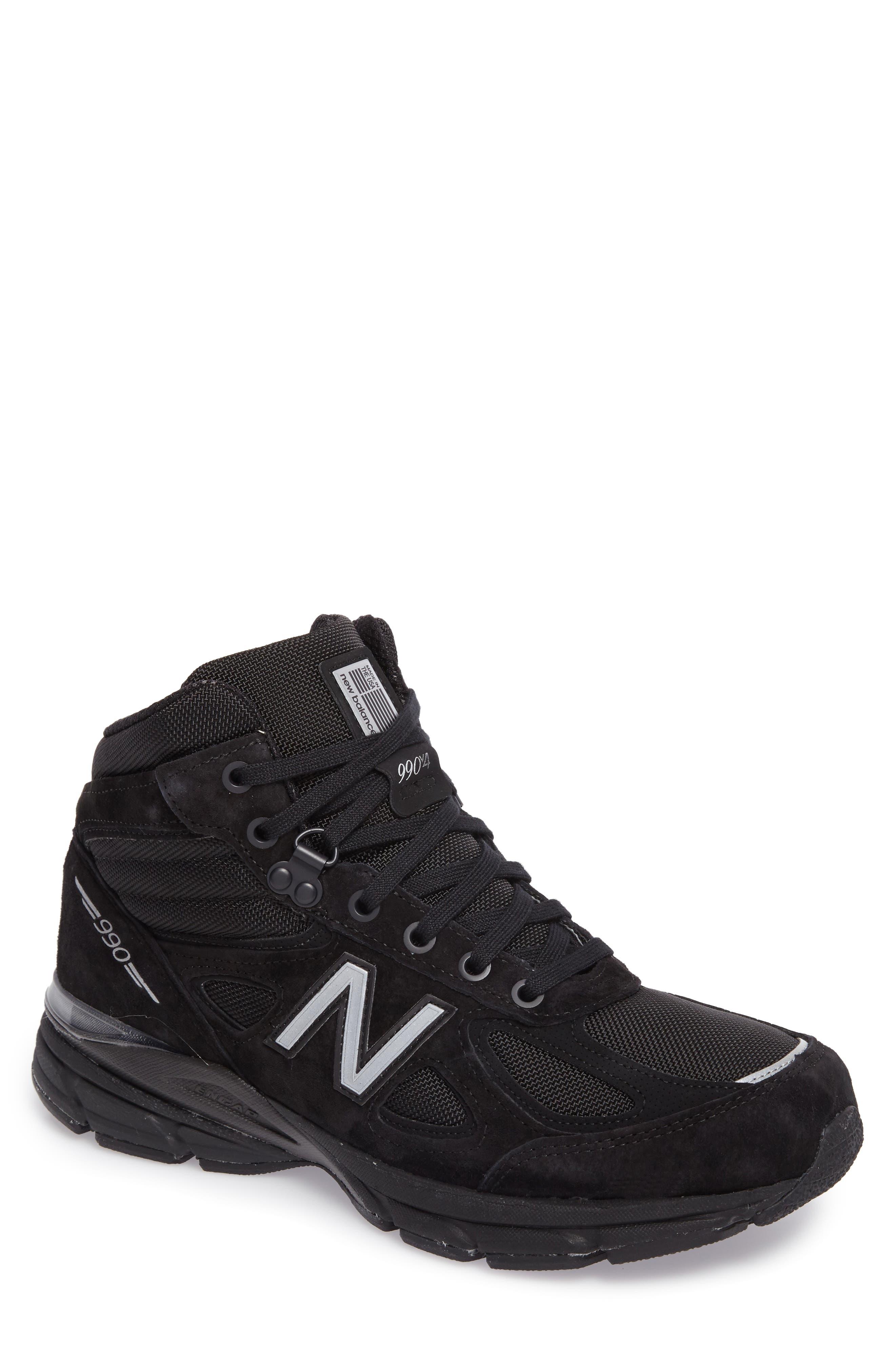 Alternate Image 1 Selected - New Balance 990v4 Water Resistant Sneaker Boot (Men)