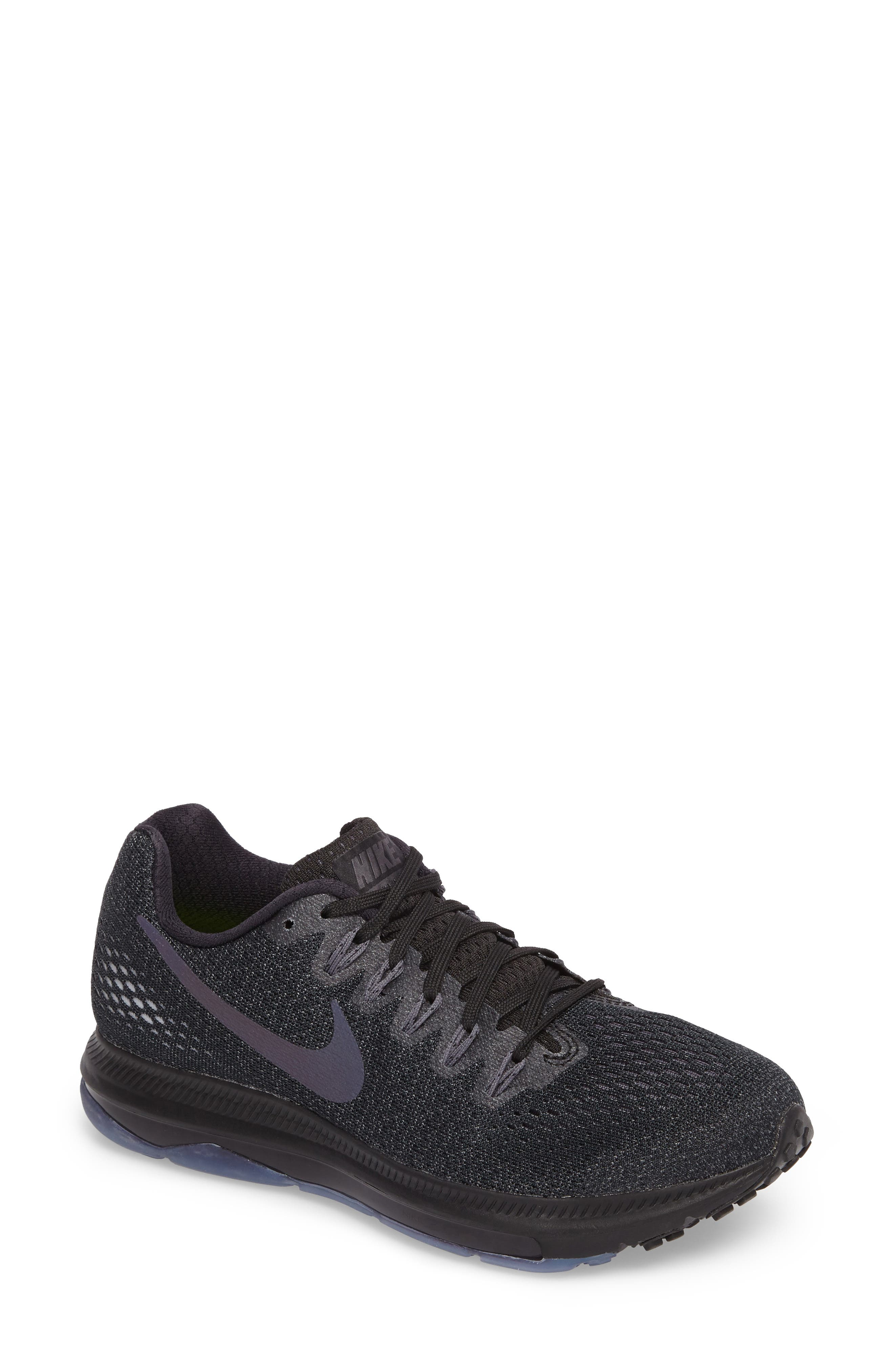 Alternate Image 1 Selected - Nike Air Zoom All Out Running Shoe (Women)