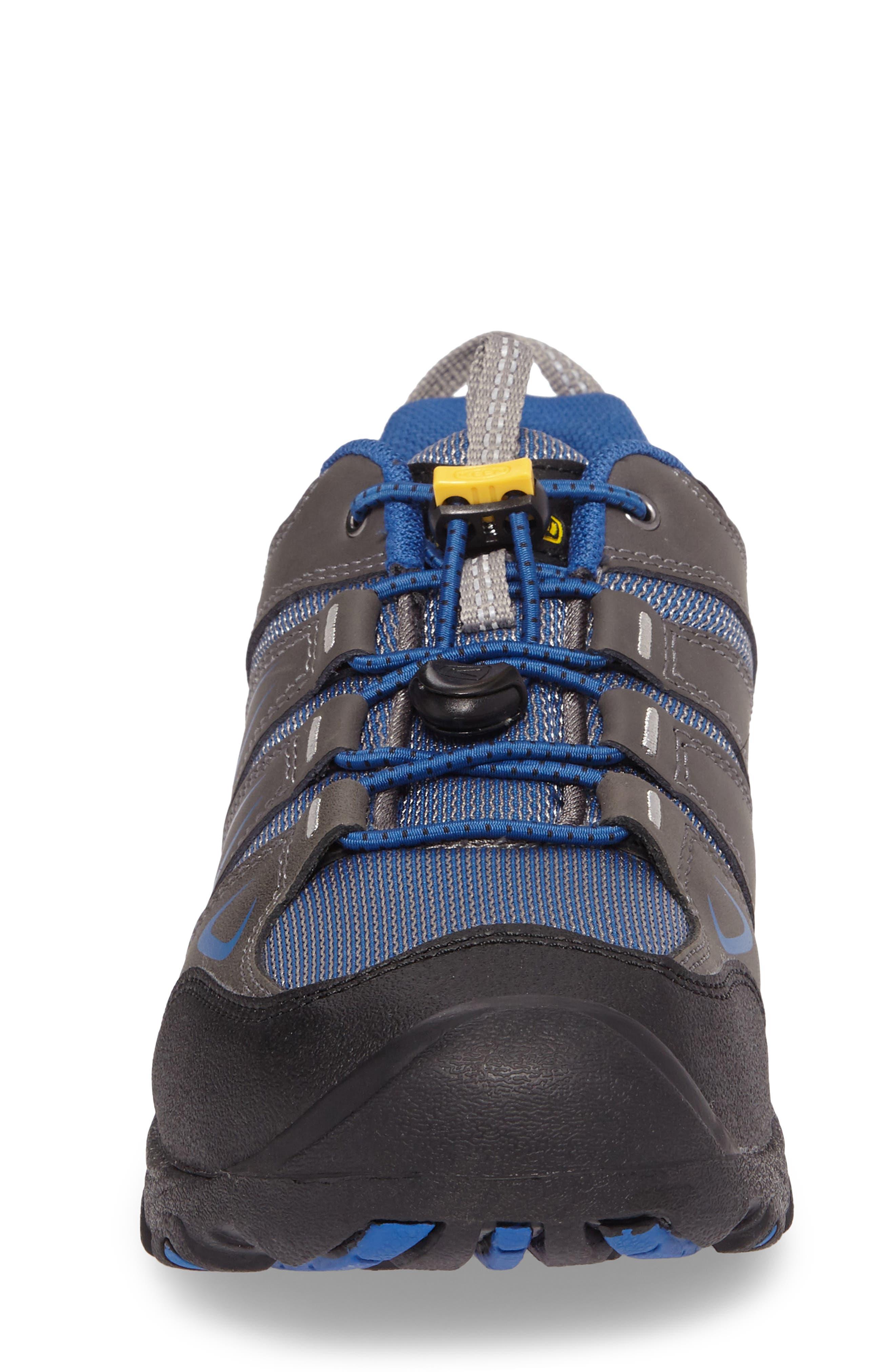 Oakridge Hiking Shoe,                             Alternate thumbnail 5, color,                             Magnet/ True Blue