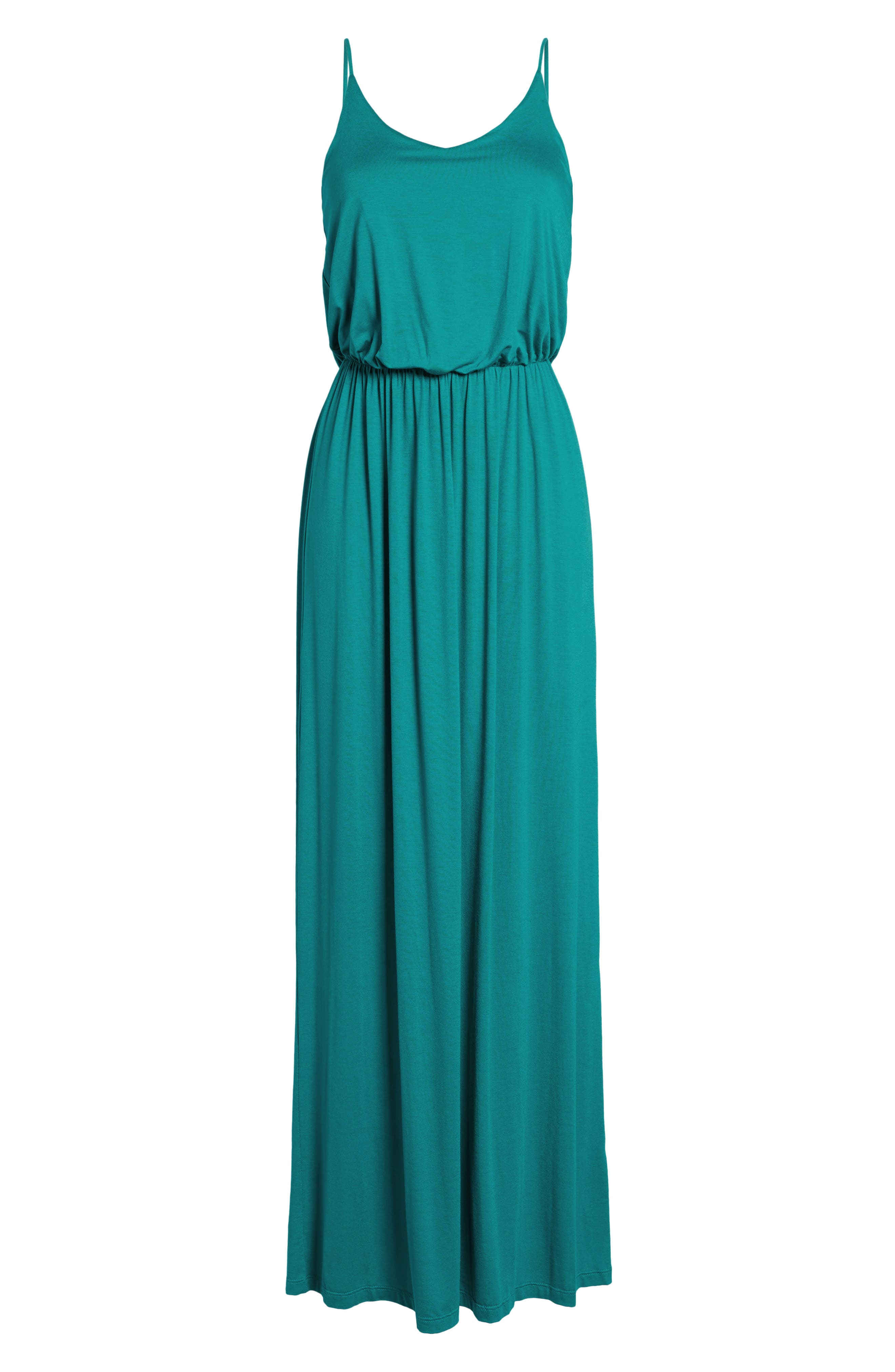 Alternate Image 1 Selected - Knit Maxi Dress