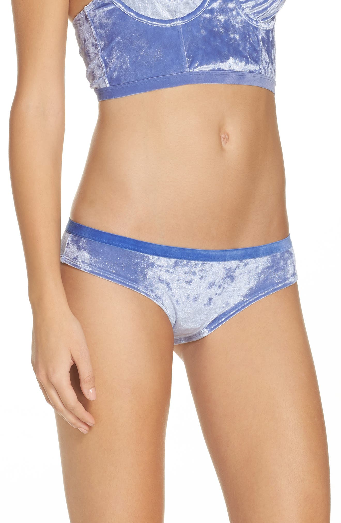 Camille Hipster Briefs,                             Alternate thumbnail 3, color,                             Lavender