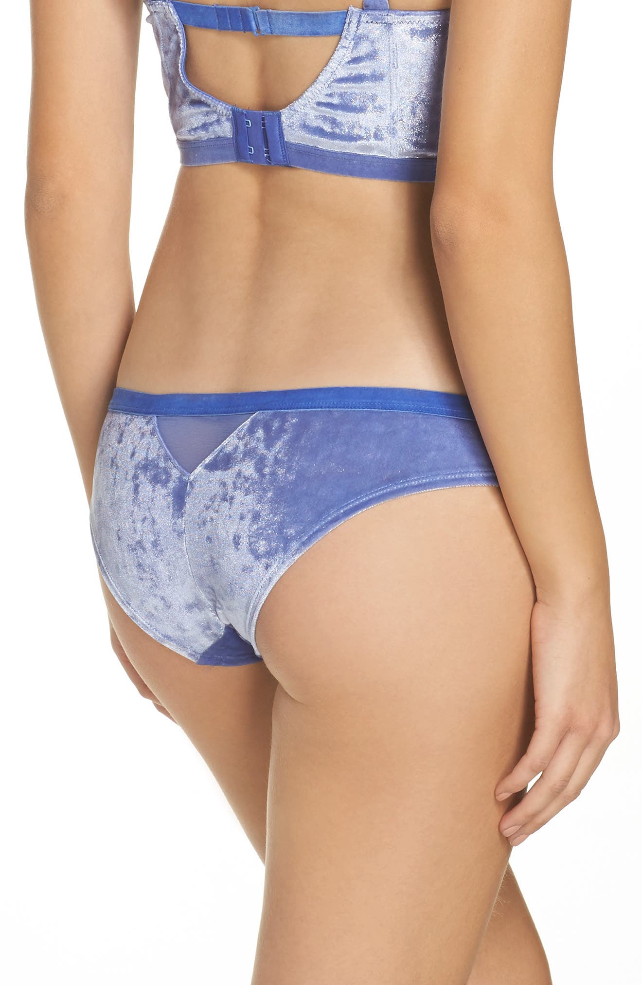 Camille Hipster Briefs,                             Alternate thumbnail 2, color,                             Lavender