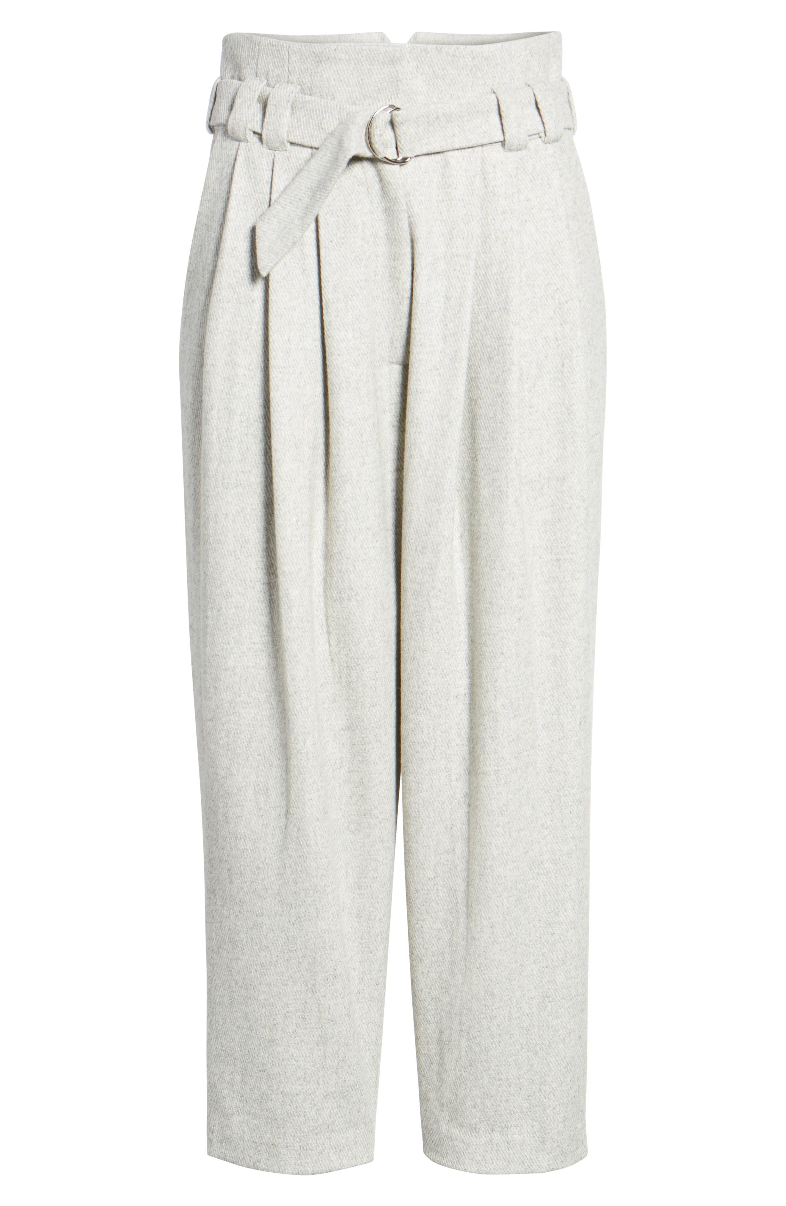 Alternate Image 7  - Line & Dot Bon Crop Pants