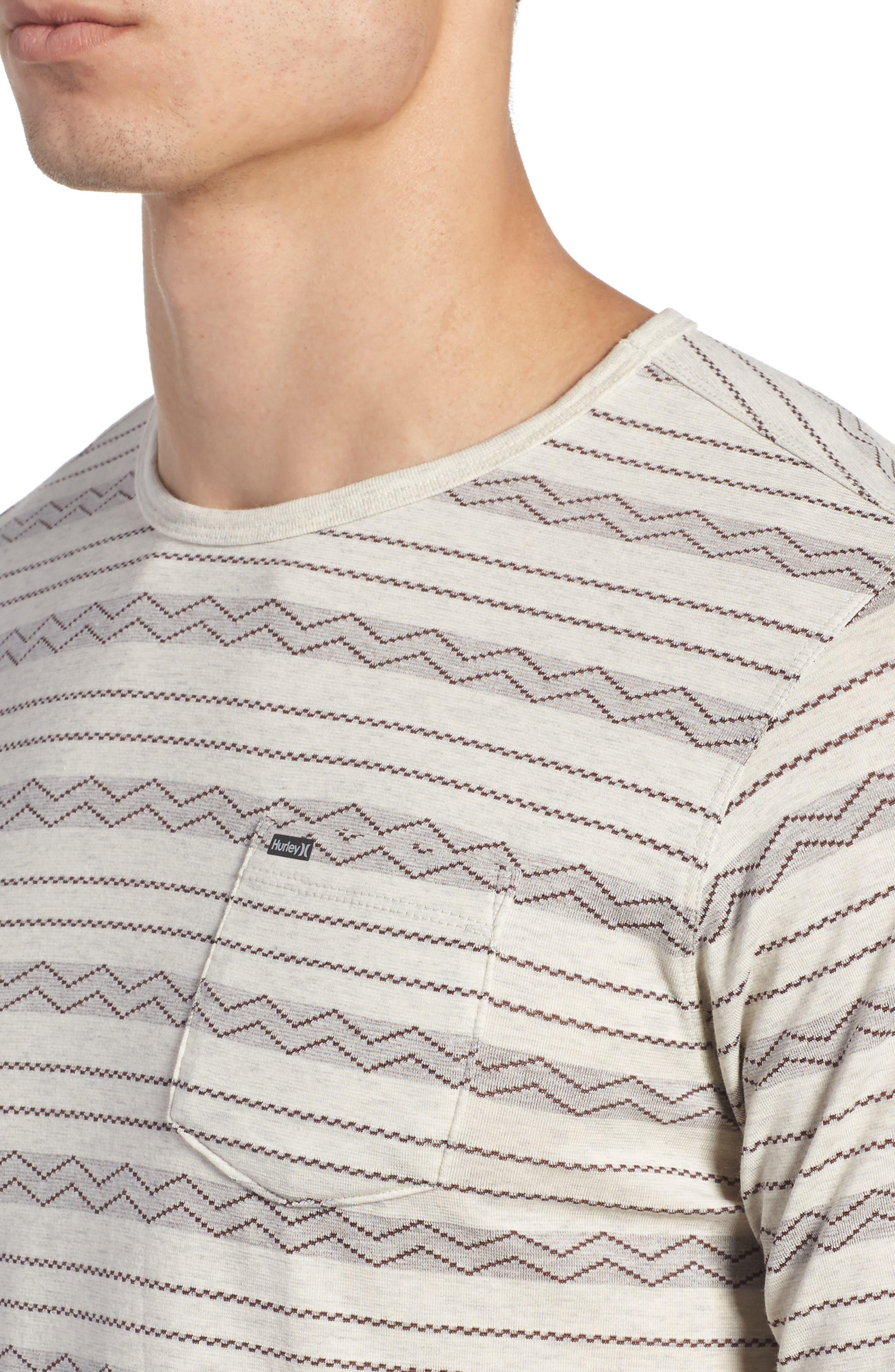 Alternate Image 4  - Hurley Pismo Dri-FIT T-Shirt