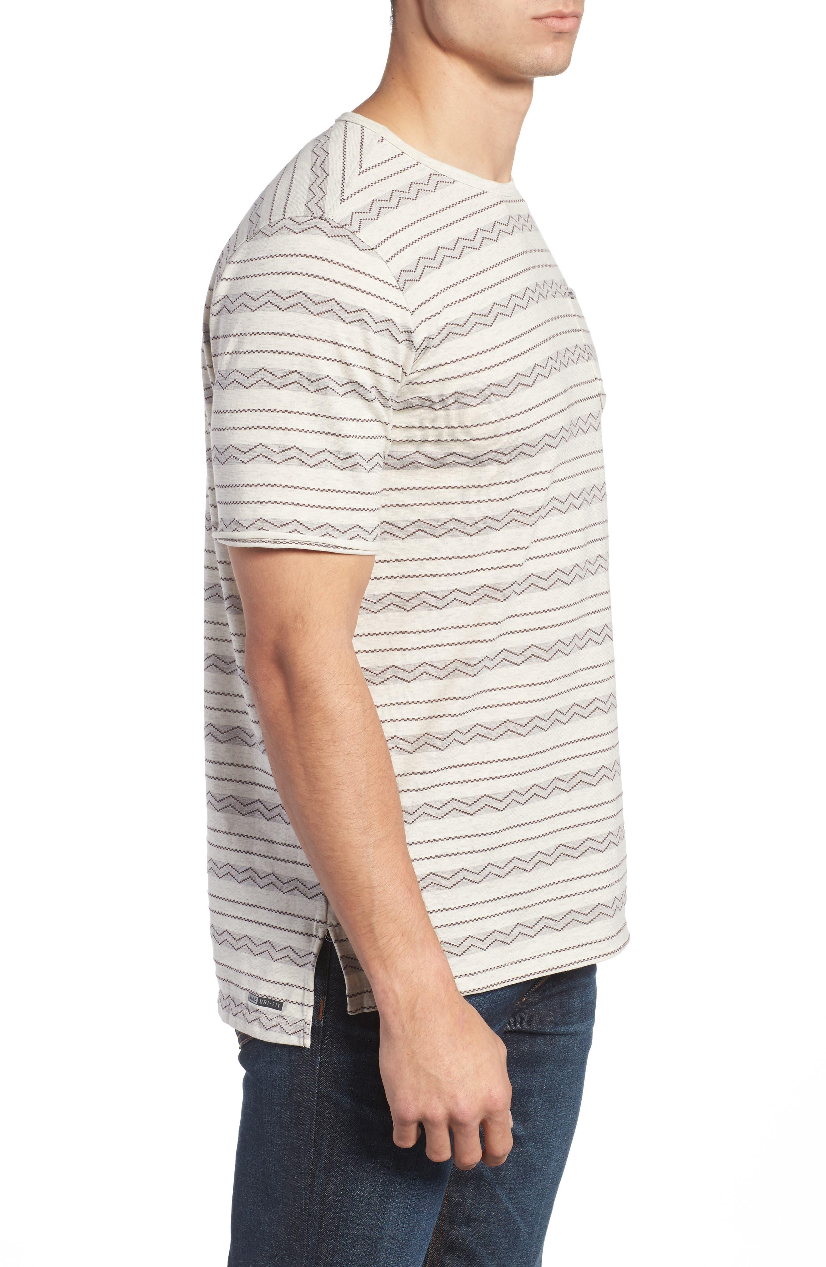 Alternate Image 3  - Hurley Pismo Dri-FIT T-Shirt