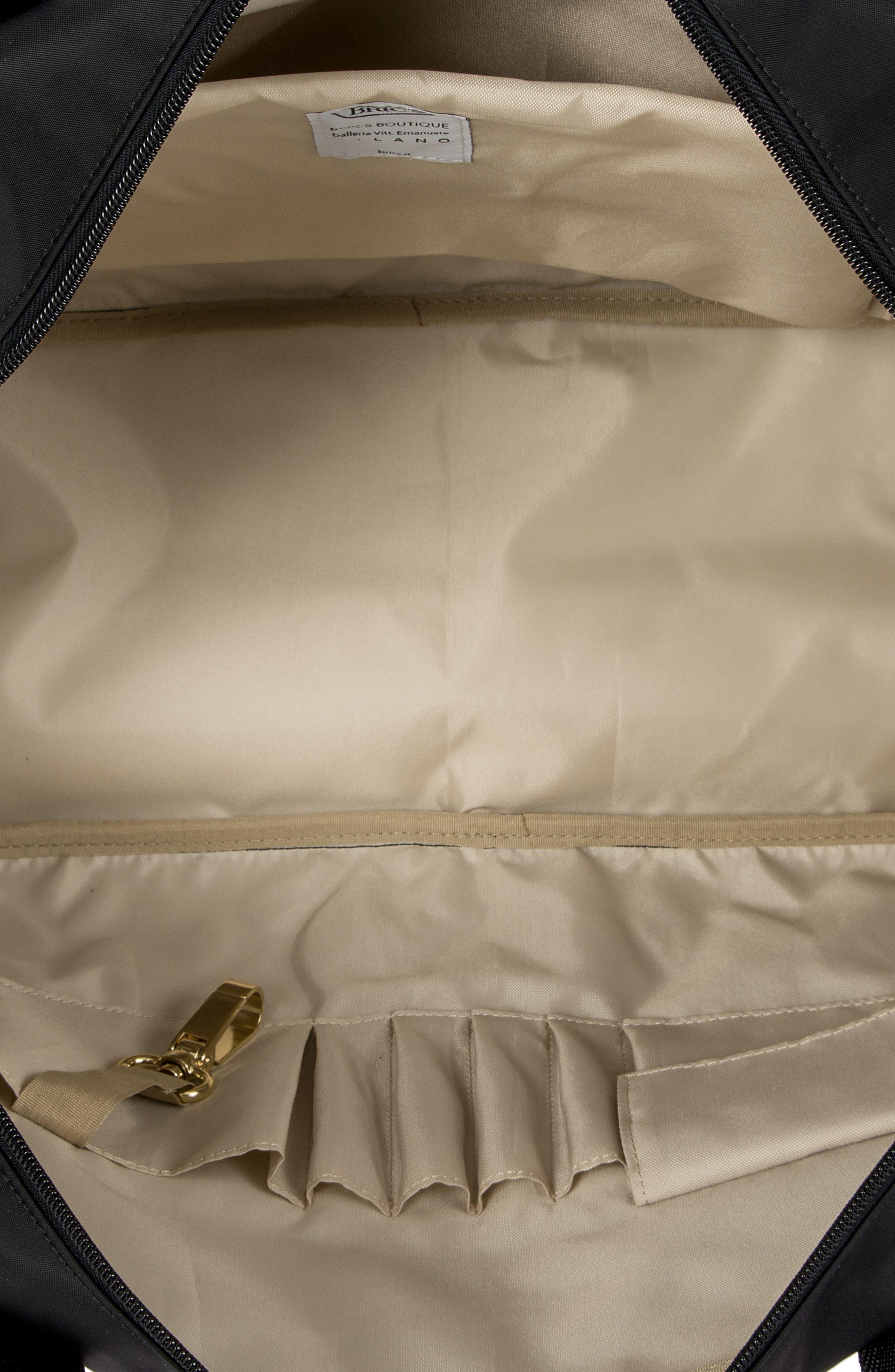 X-Bag Boarding 18-Inch Duffel Bag,                             Alternate thumbnail 3, color,                             Black