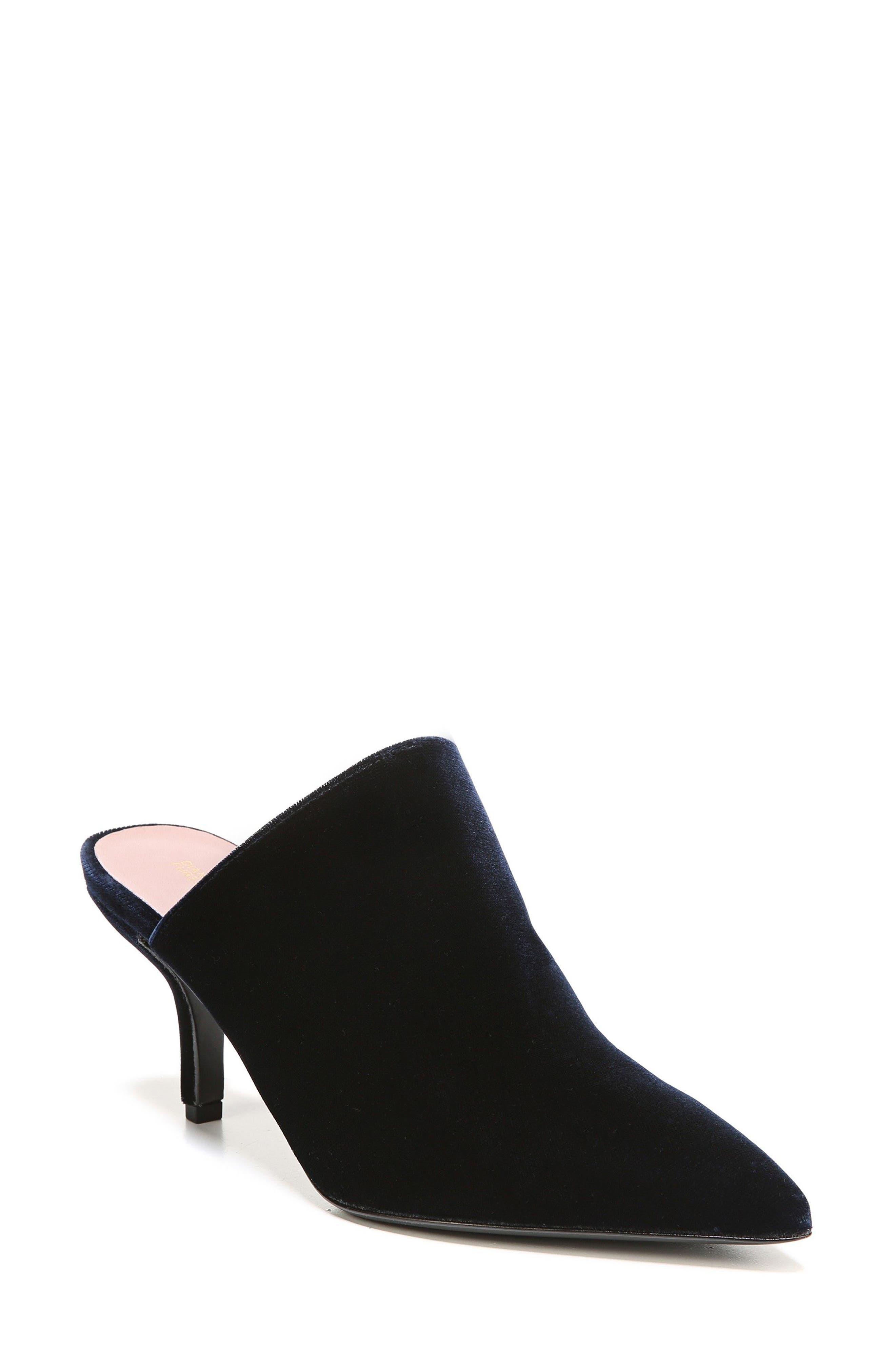 Diane von Furstenberg Mikaila Pointy Toe Mule (Women)