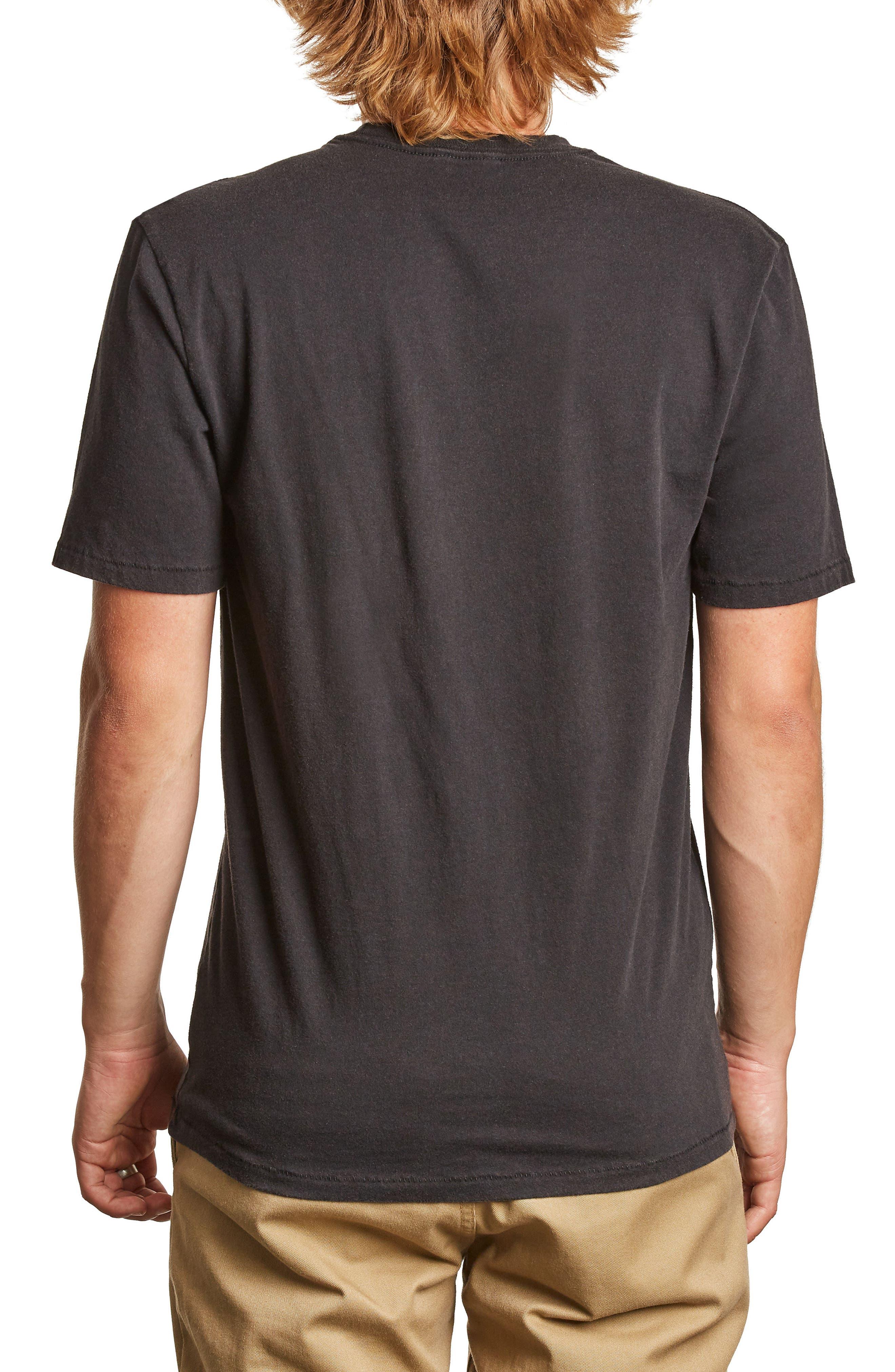 x Coors Hops T-Shirt,                             Alternate thumbnail 2, color,                             Black