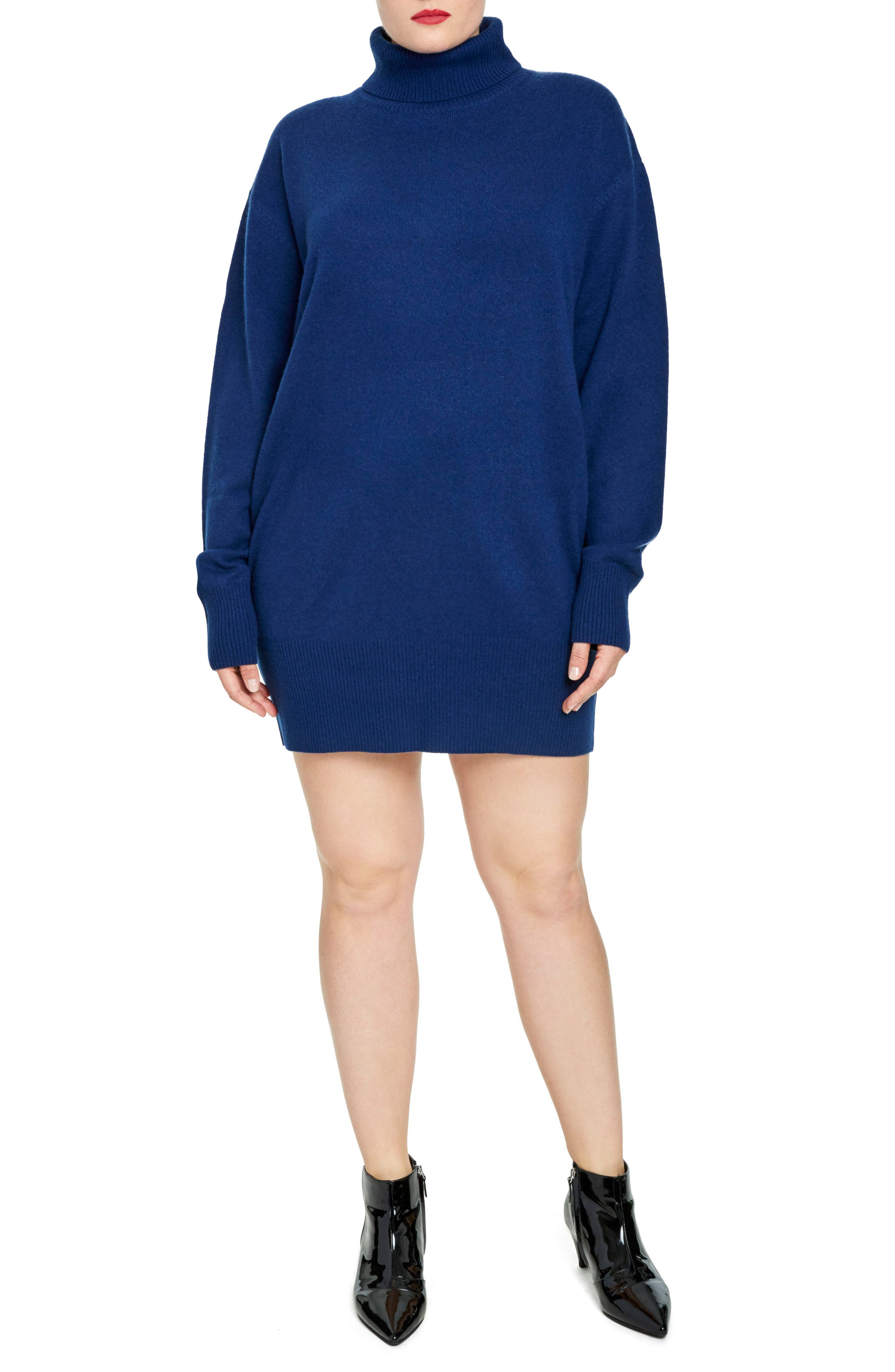 UNIVERSAL STANDARD Wheaton Turtleneck Sweater (Plus Size)