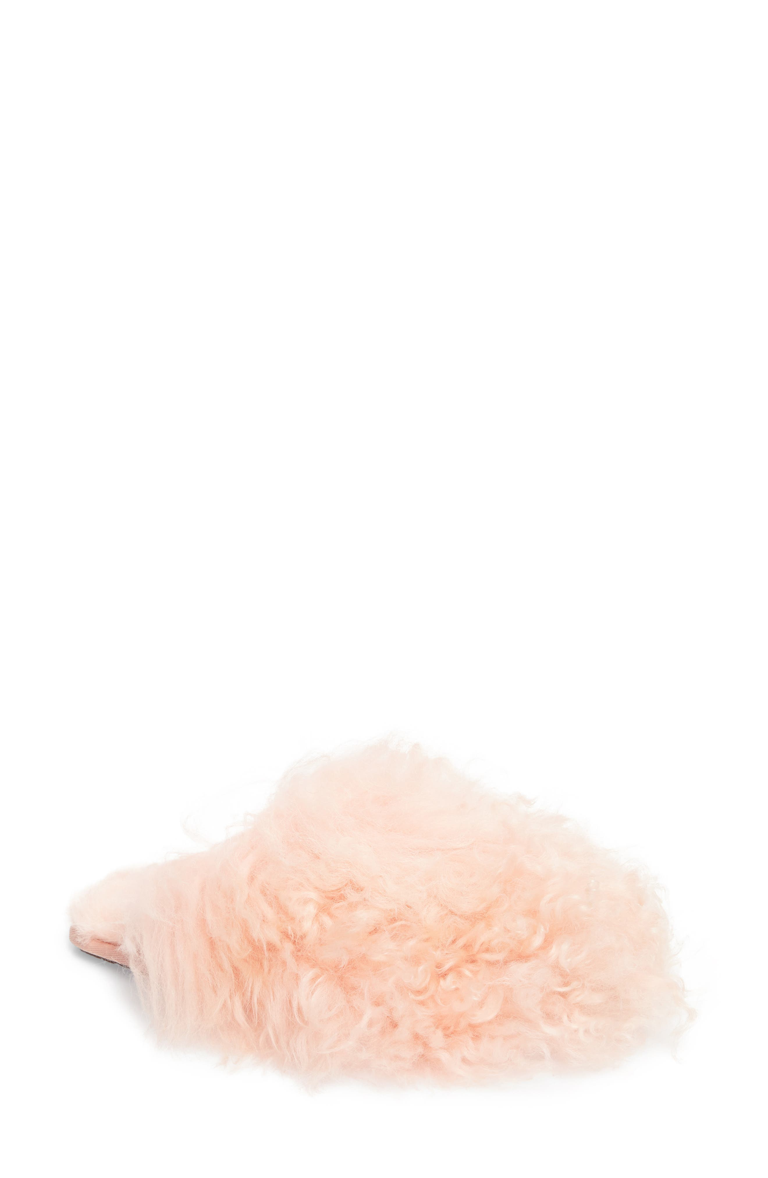 UGG® Fluff Momma Genuine Shearling Slipper (Women)
