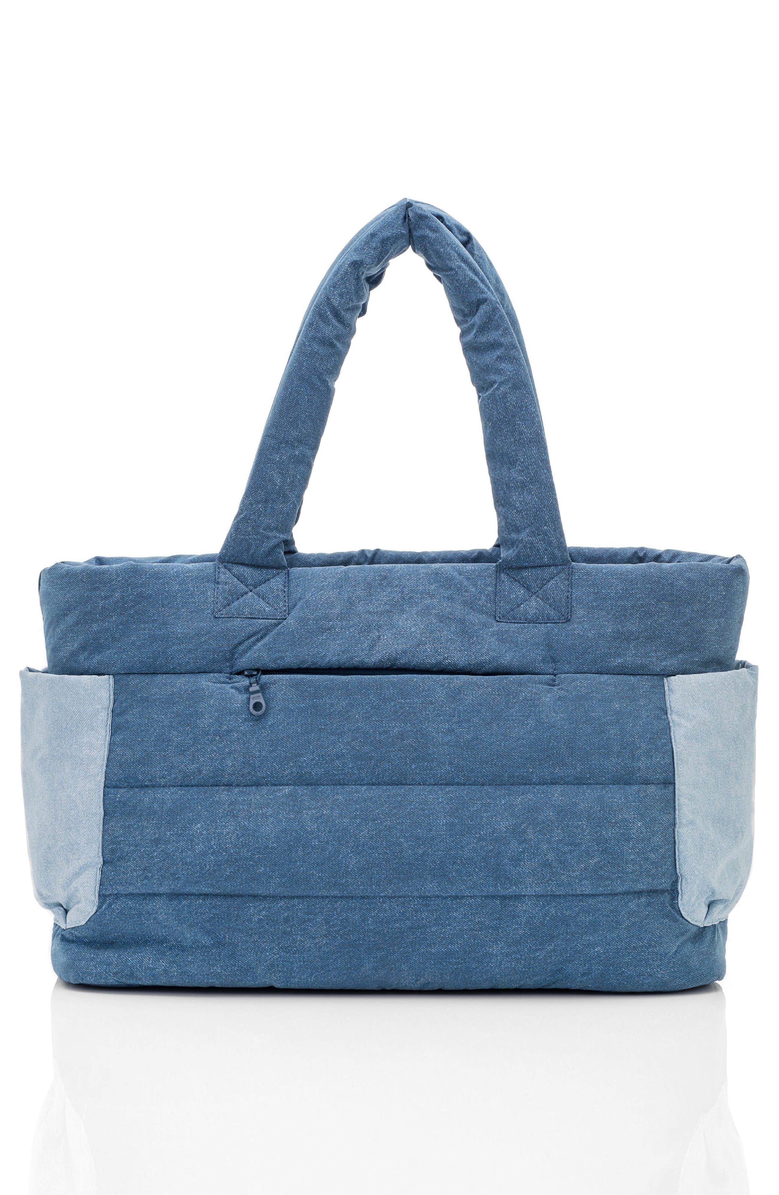 Alternate Image 2  - HARU Print Classic Water Repellent Diaper Bag