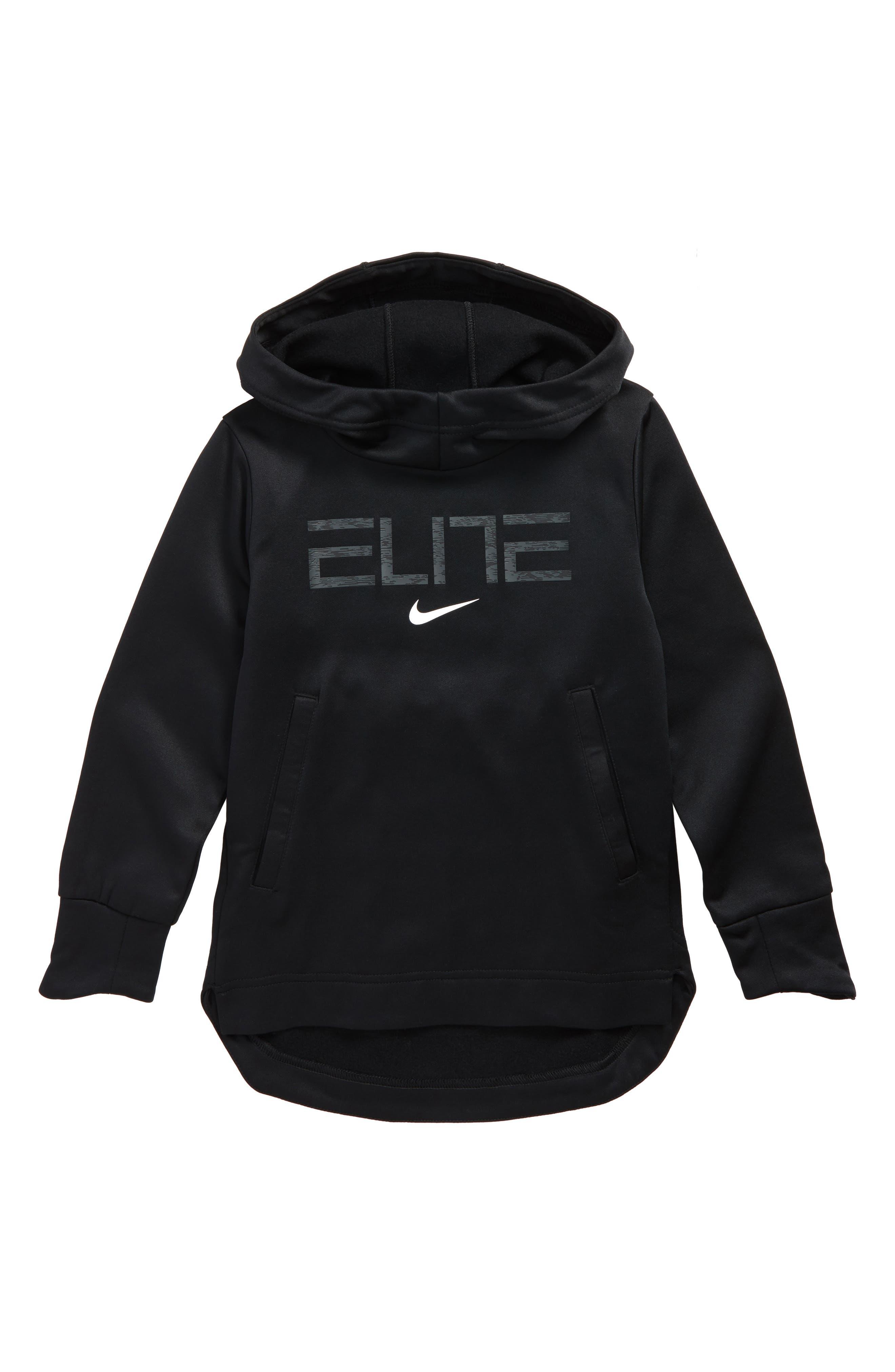 Nike Therma Elite Hoodie (Little Boys & Big Boys)
