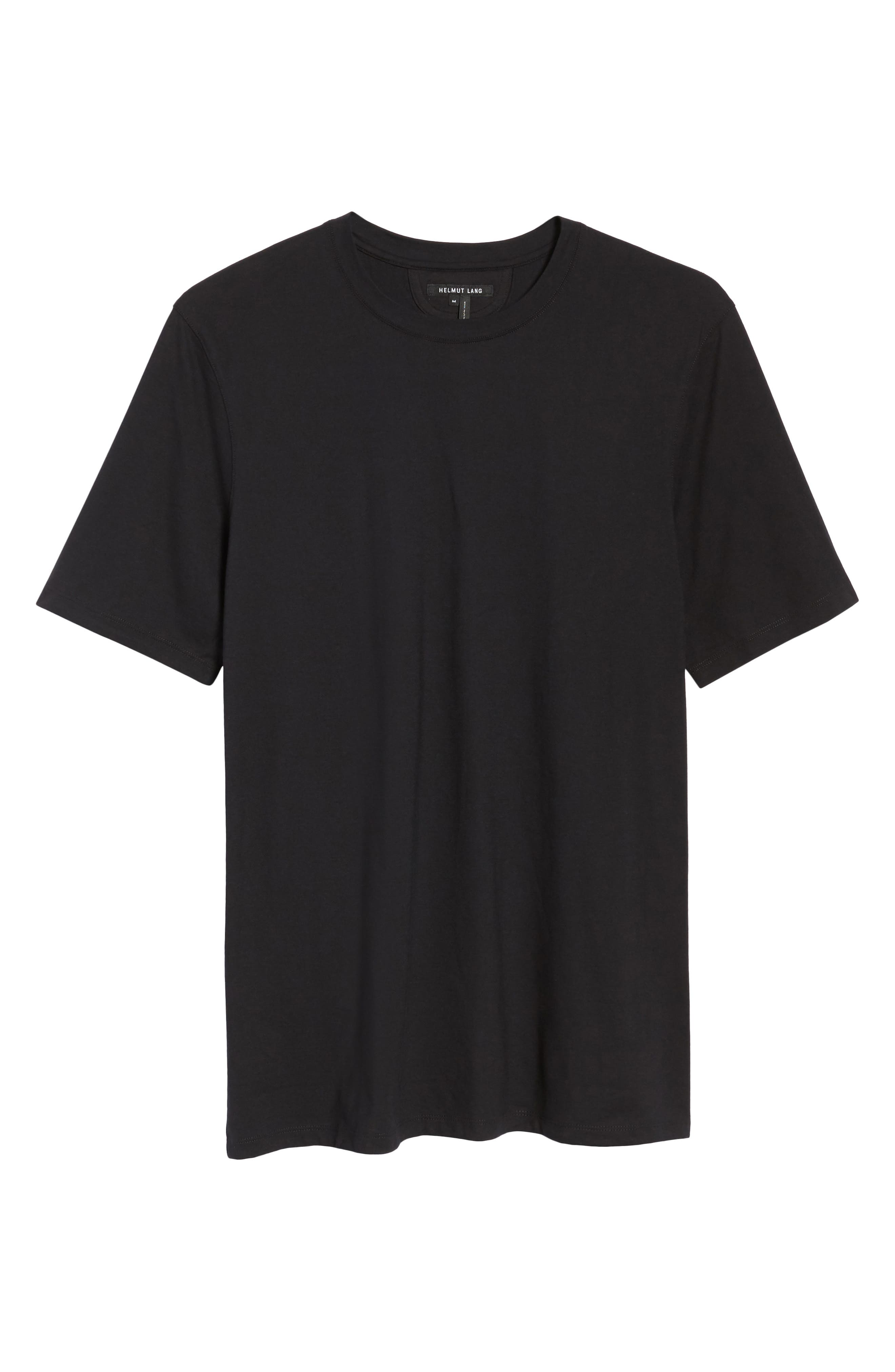 Heritage T-Shirt,                         Main,                         color, Black